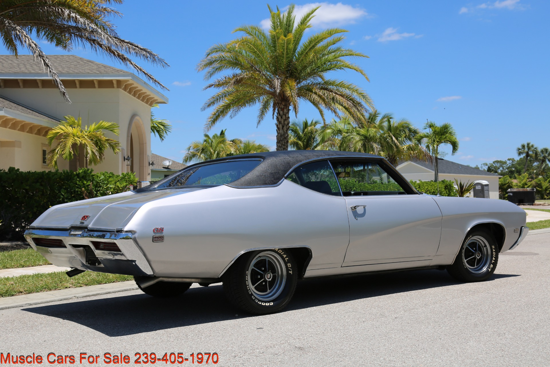 Used 1969 Buick Grand Sport GS 400 for sale Sold at Muscle Cars for Sale Inc. in Fort Myers FL 33912 7