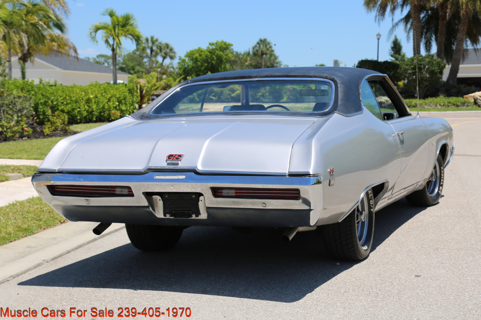 Used 1969 Buick Grand Sport GS 400 for sale Sold at Muscle Cars for Sale Inc. in Fort Myers FL 33912 8