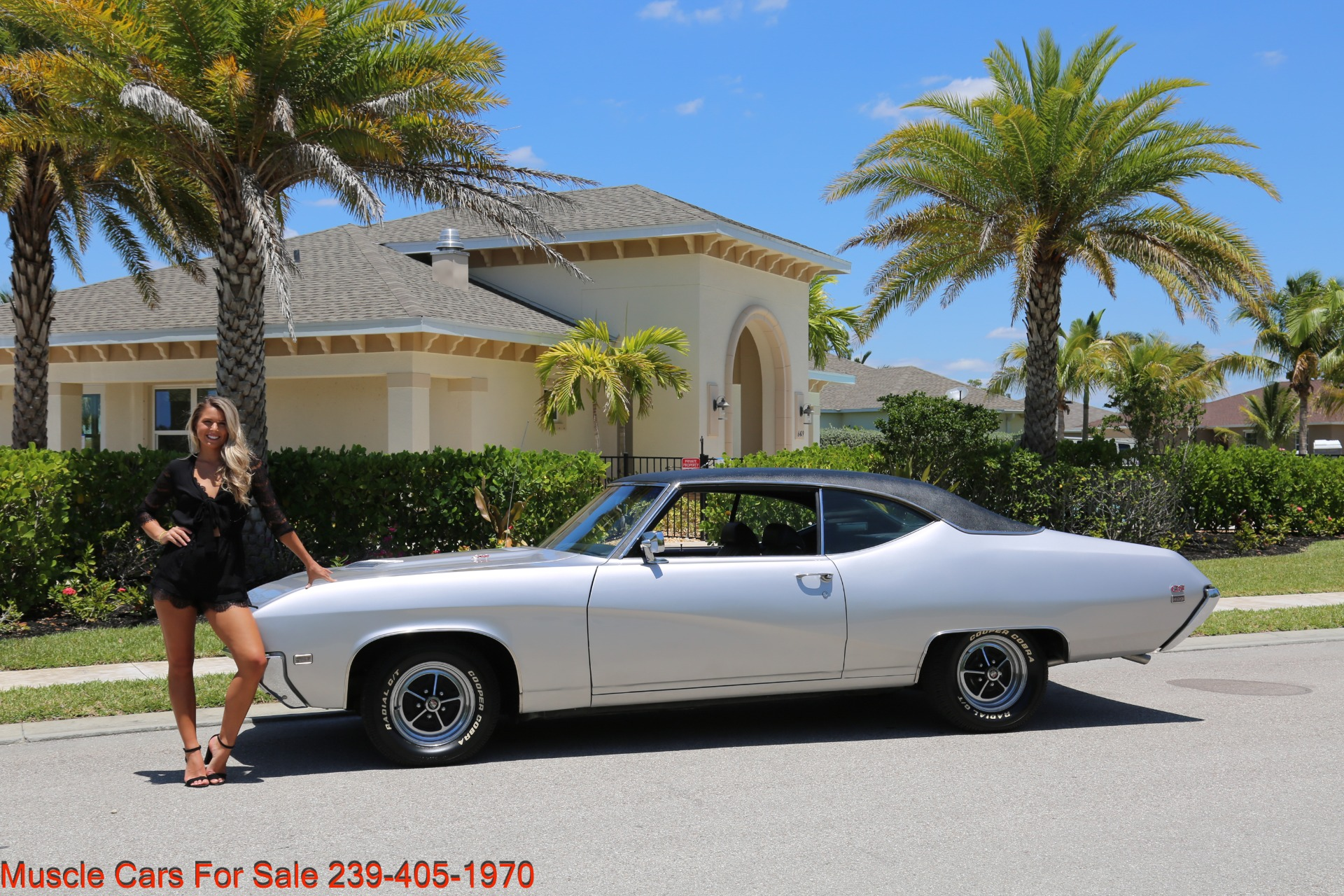 Used 1969 Buick Grand Sport GS 400 for sale Sold at Muscle Cars for Sale Inc. in Fort Myers FL 33912 1