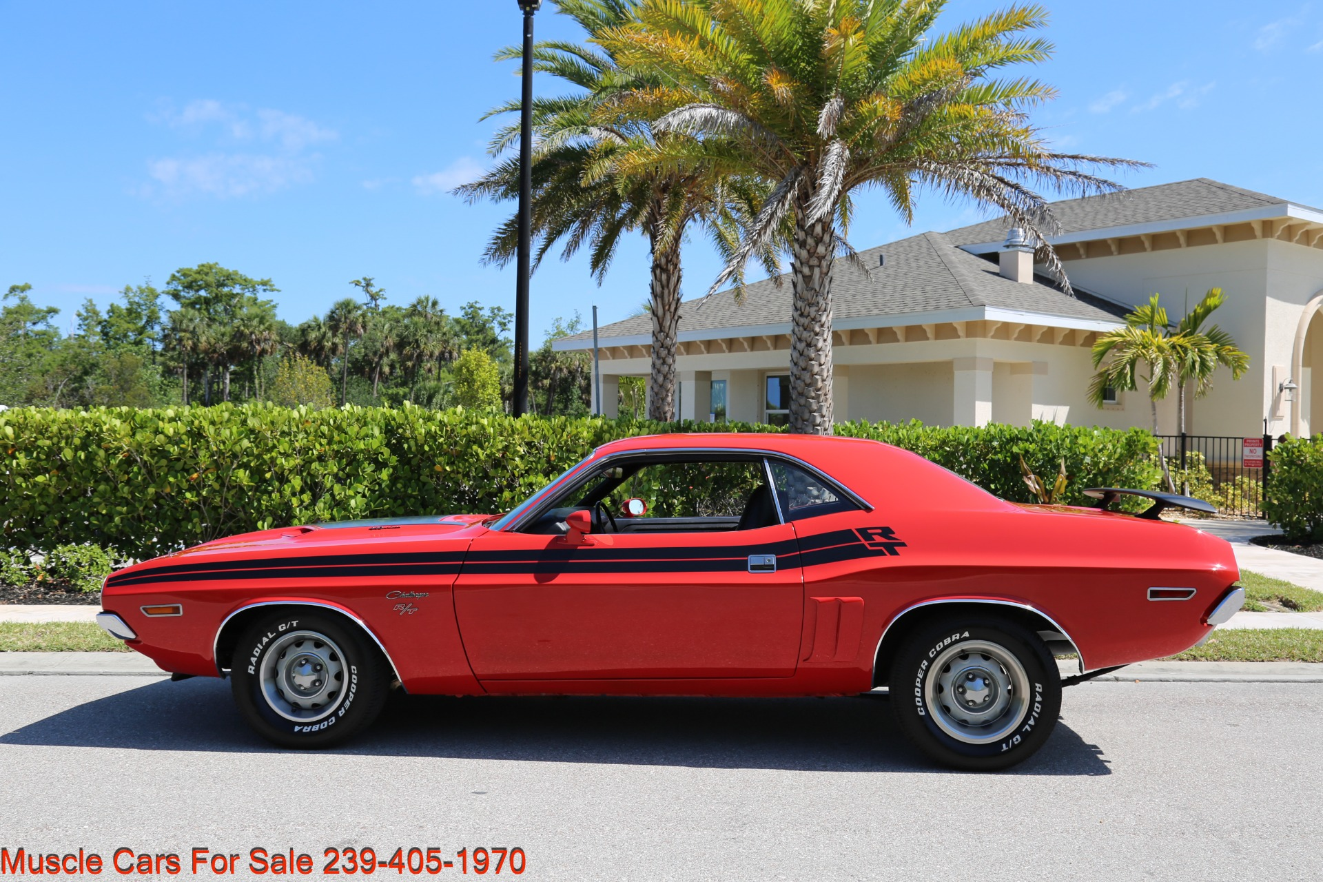 Used 1971 Dodge Challenger 440  Auto Rt Trim for sale Sold at Muscle Cars for Sale Inc. in Fort Myers FL 33912 2