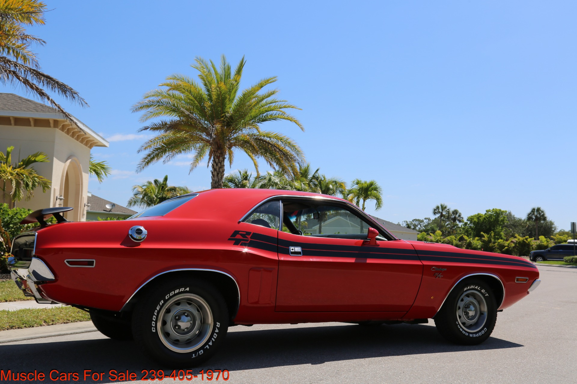 Used 1971 Dodge Challenger 440  Auto Rt Trim for sale Sold at Muscle Cars for Sale Inc. in Fort Myers FL 33912 5