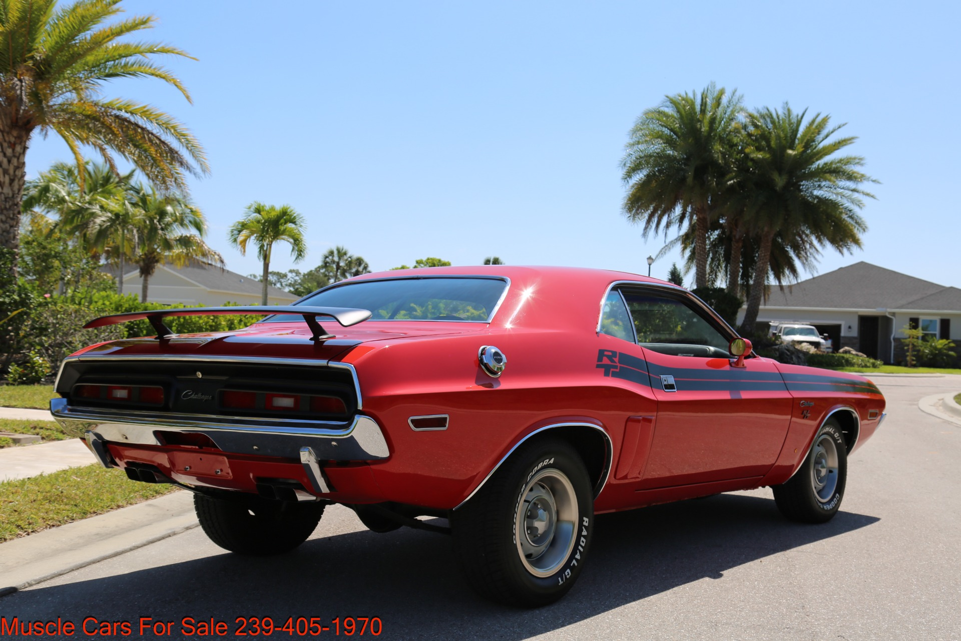 Used 1971 Dodge Challenger 440  Auto Rt Trim for sale Sold at Muscle Cars for Sale Inc. in Fort Myers FL 33912 6