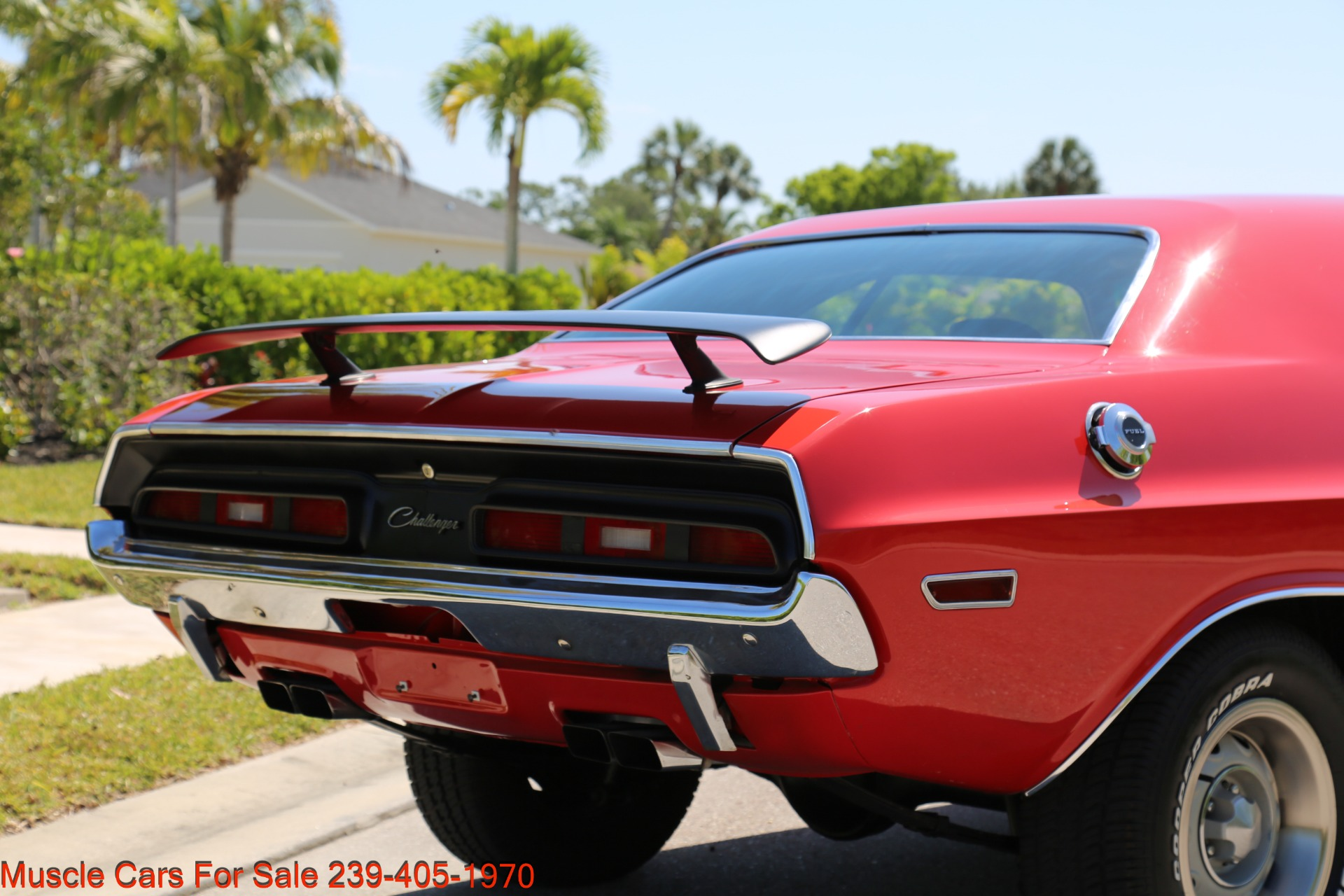Used 1971 Dodge Challenger 440  Auto Rt Trim for sale Sold at Muscle Cars for Sale Inc. in Fort Myers FL 33912 7