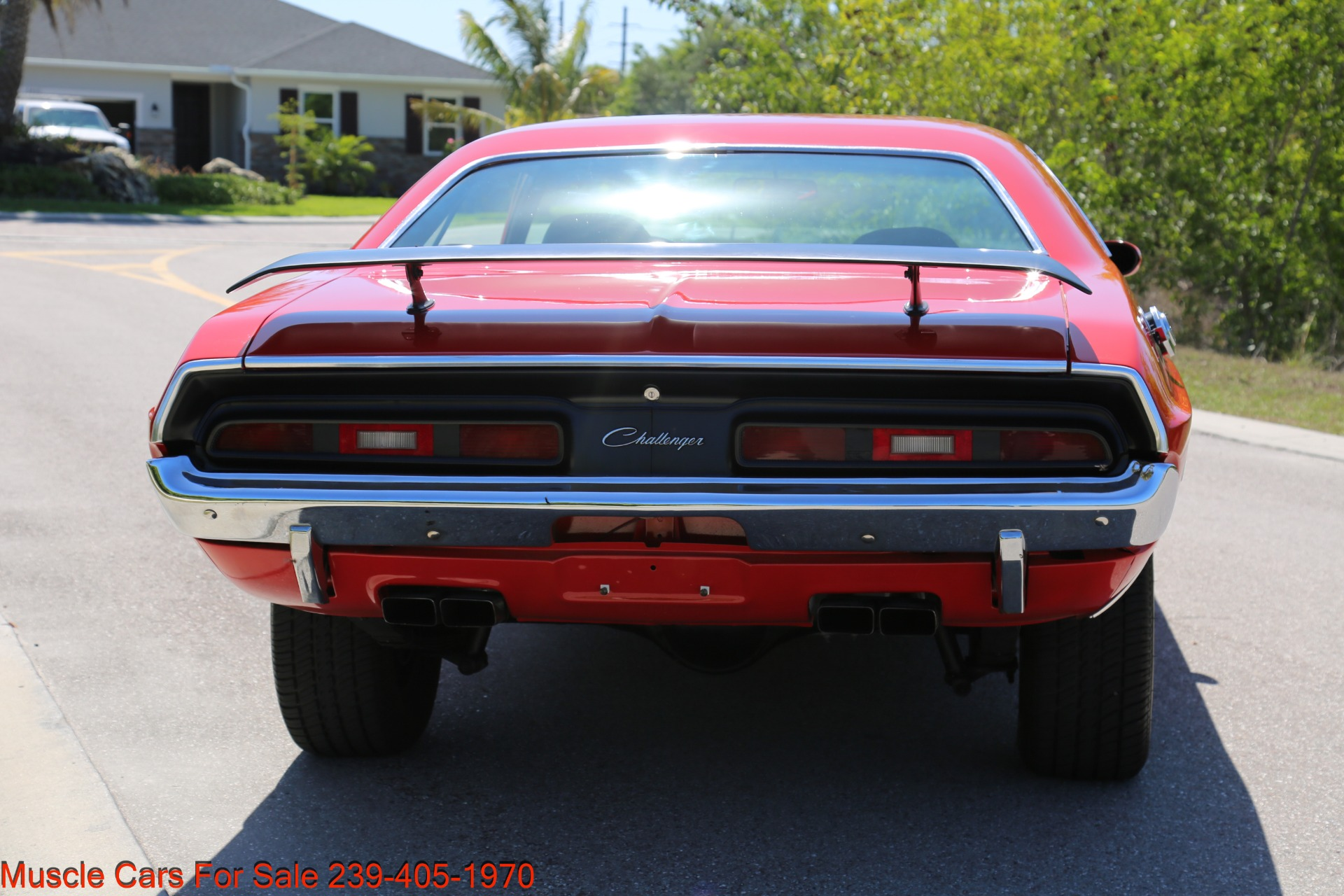 Used 1971 Dodge Challenger 440  Auto Rt Trim for sale Sold at Muscle Cars for Sale Inc. in Fort Myers FL 33912 8