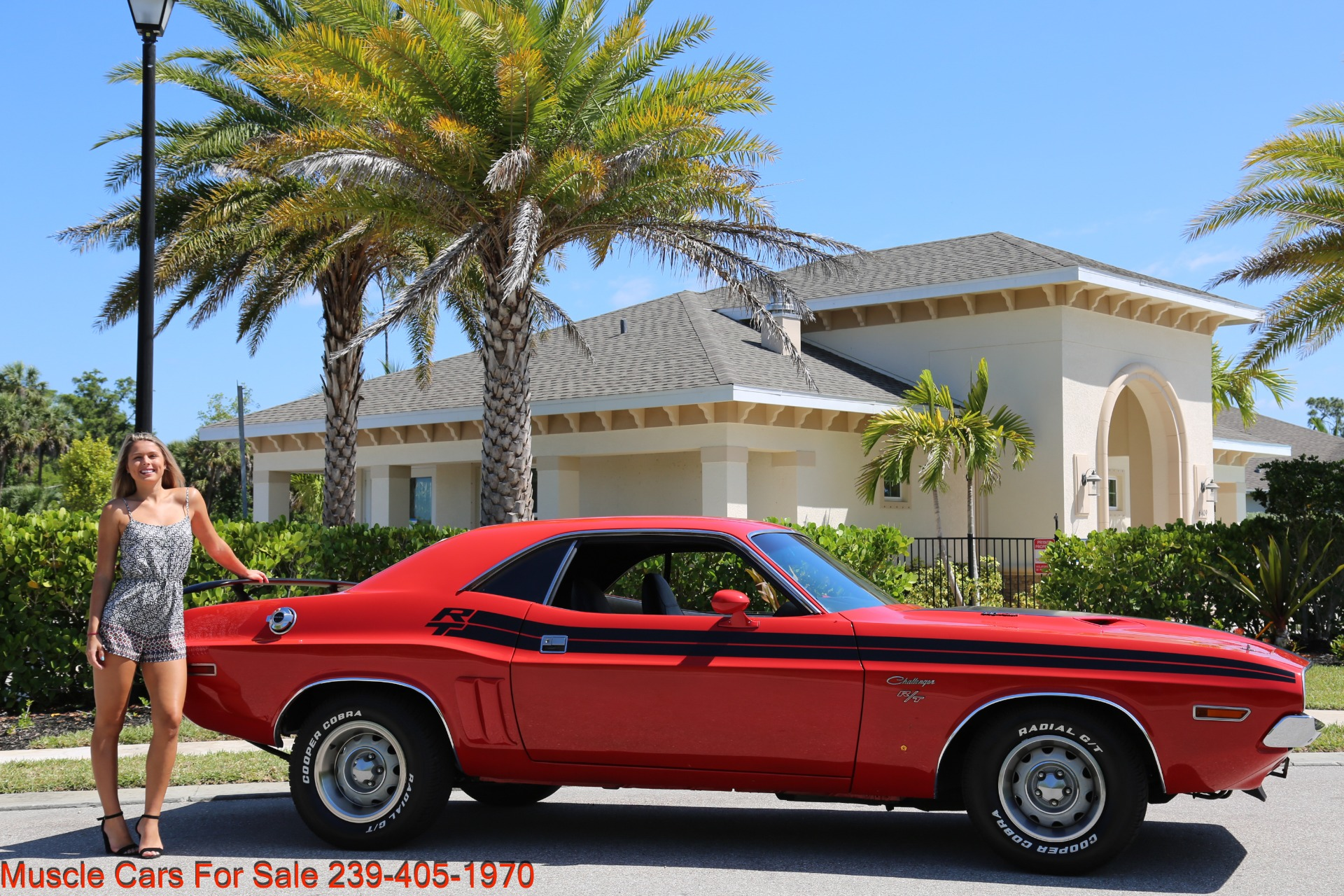 Used 1971 Dodge Challenger 440  Auto Rt Trim for sale Sold at Muscle Cars for Sale Inc. in Fort Myers FL 33912 1