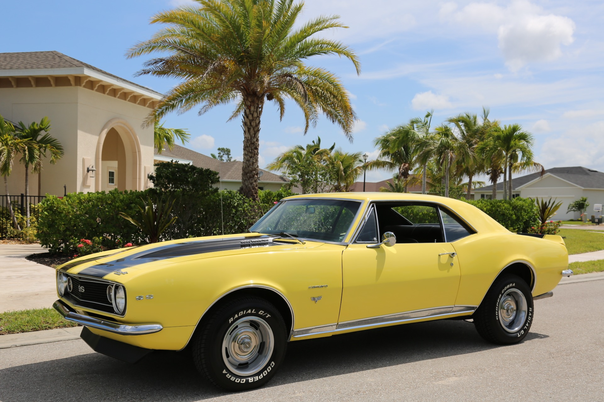 Used 1967 Chvey Camaro for sale Sold at Muscle Cars for Sale Inc. in Fort Myers FL 33912 2