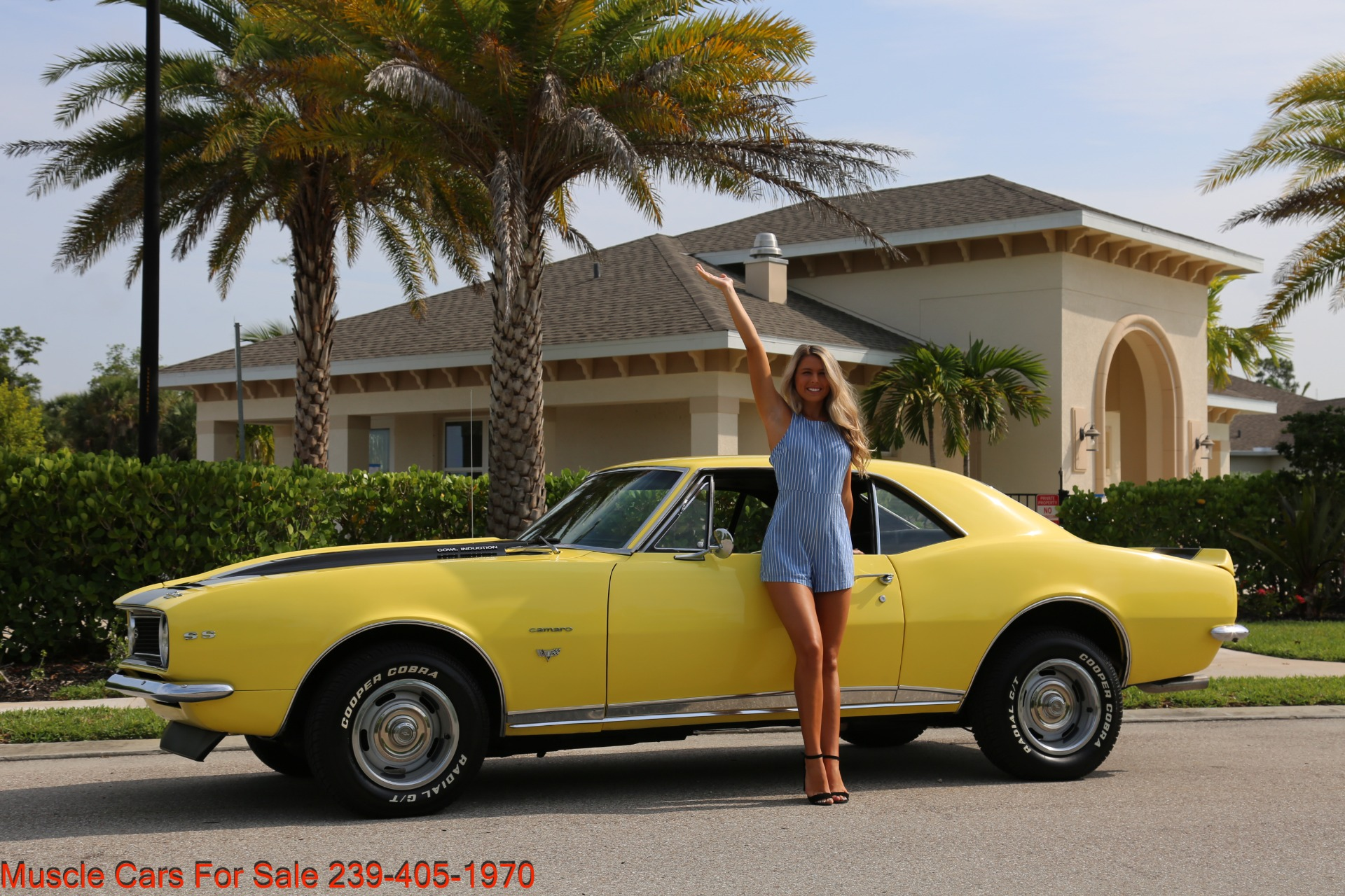 Used 1967 Chvey Camaro for sale Sold at Muscle Cars for Sale Inc. in Fort Myers FL 33912 3