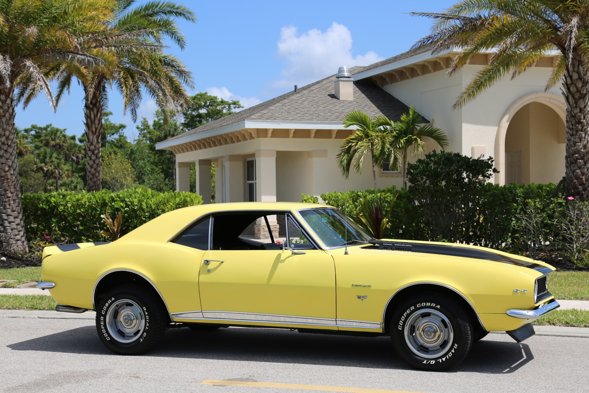 Used 1967 Chvey Camaro for sale Sold at Muscle Cars for Sale Inc. in Fort Myers FL 33912 4