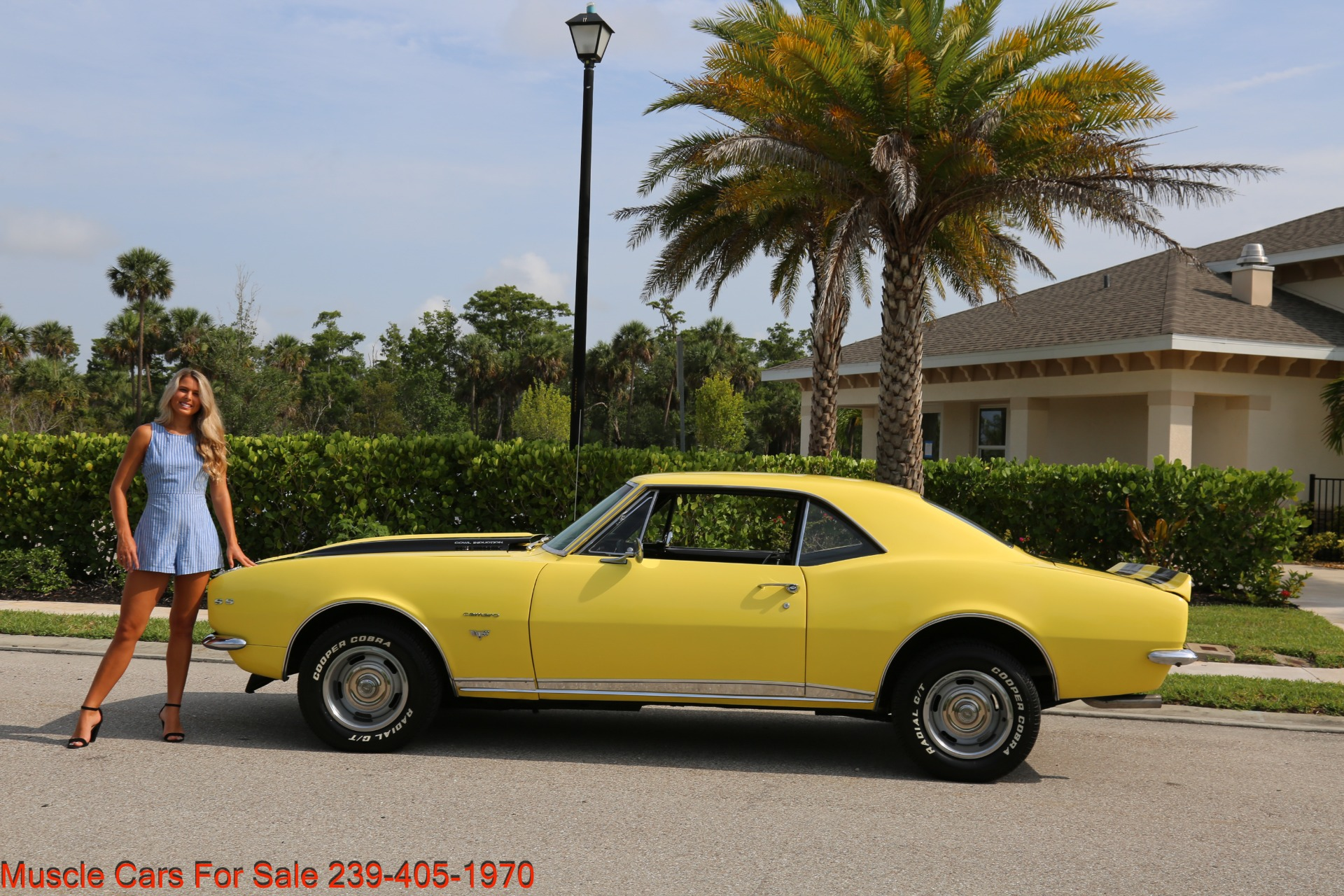 Used 1967 Chvey Camaro for sale Sold at Muscle Cars for Sale Inc. in Fort Myers FL 33912 6