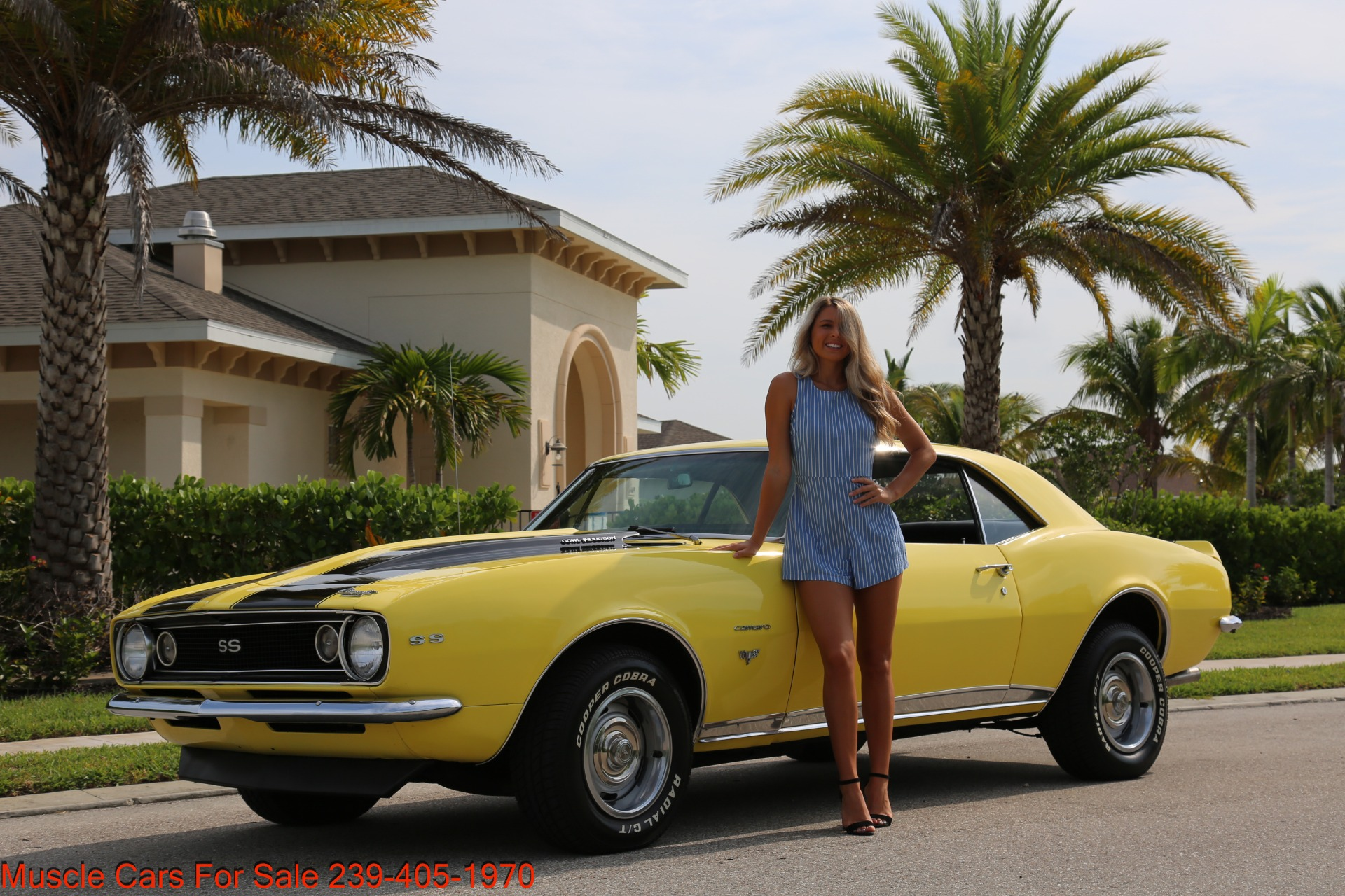 Used 1967 Chvey Camaro for sale Sold at Muscle Cars for Sale Inc. in Fort Myers FL 33912 1