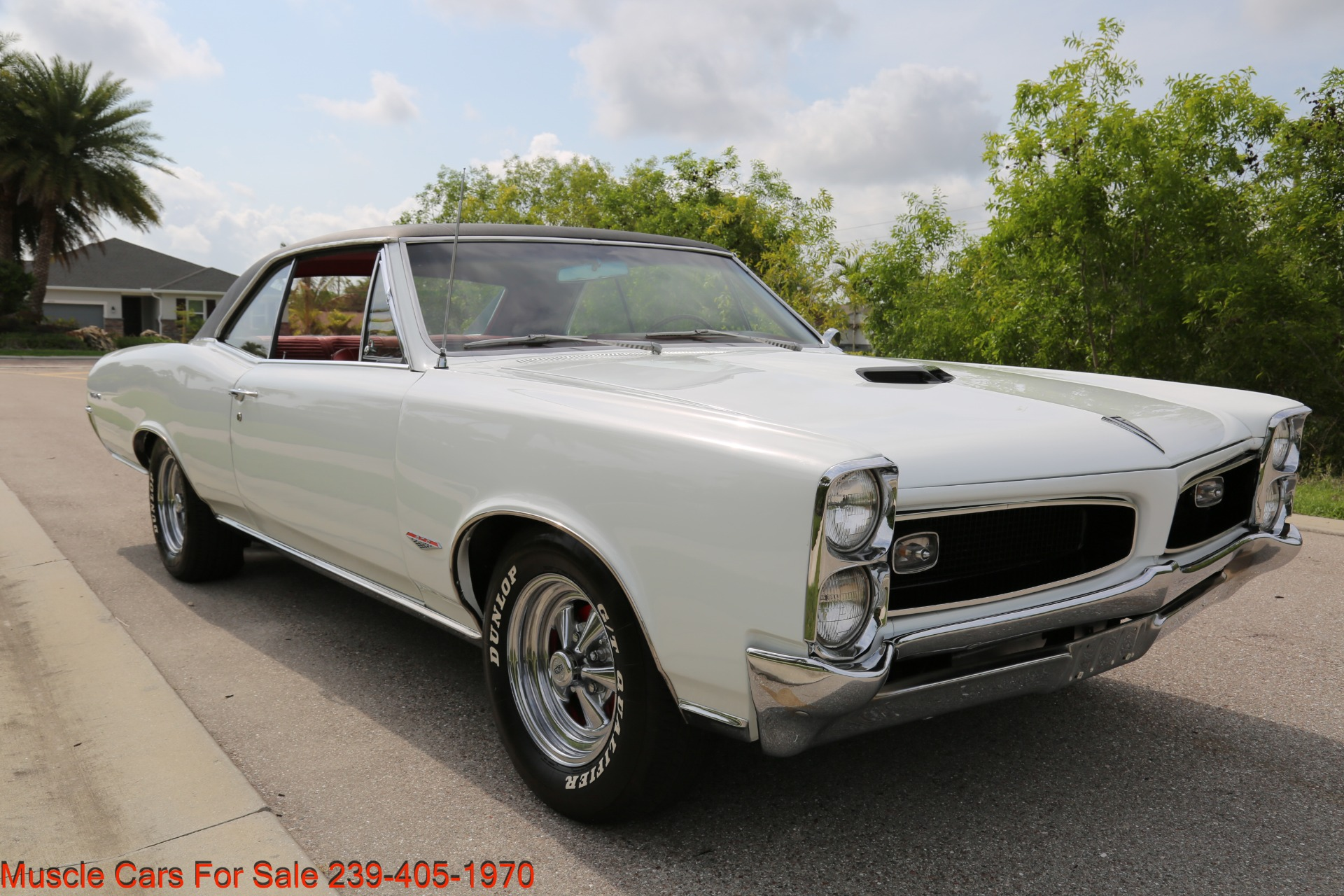 Used 1966 Pontiac GTO for sale Sold at Muscle Cars for Sale Inc. in Fort Myers FL 33912 2