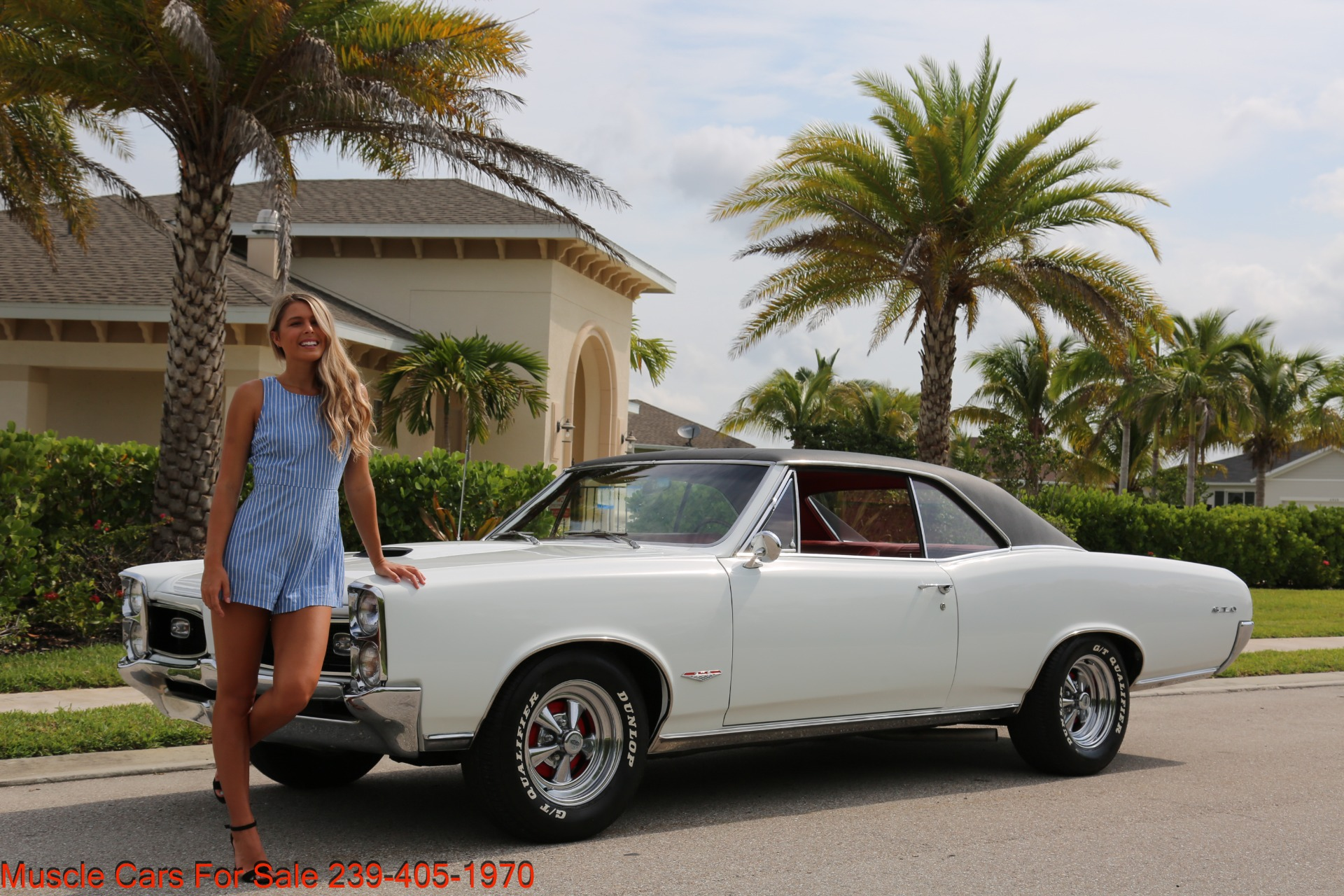 Used 1966 Pontiac GTO for sale Sold at Muscle Cars for Sale Inc. in Fort Myers FL 33912 1