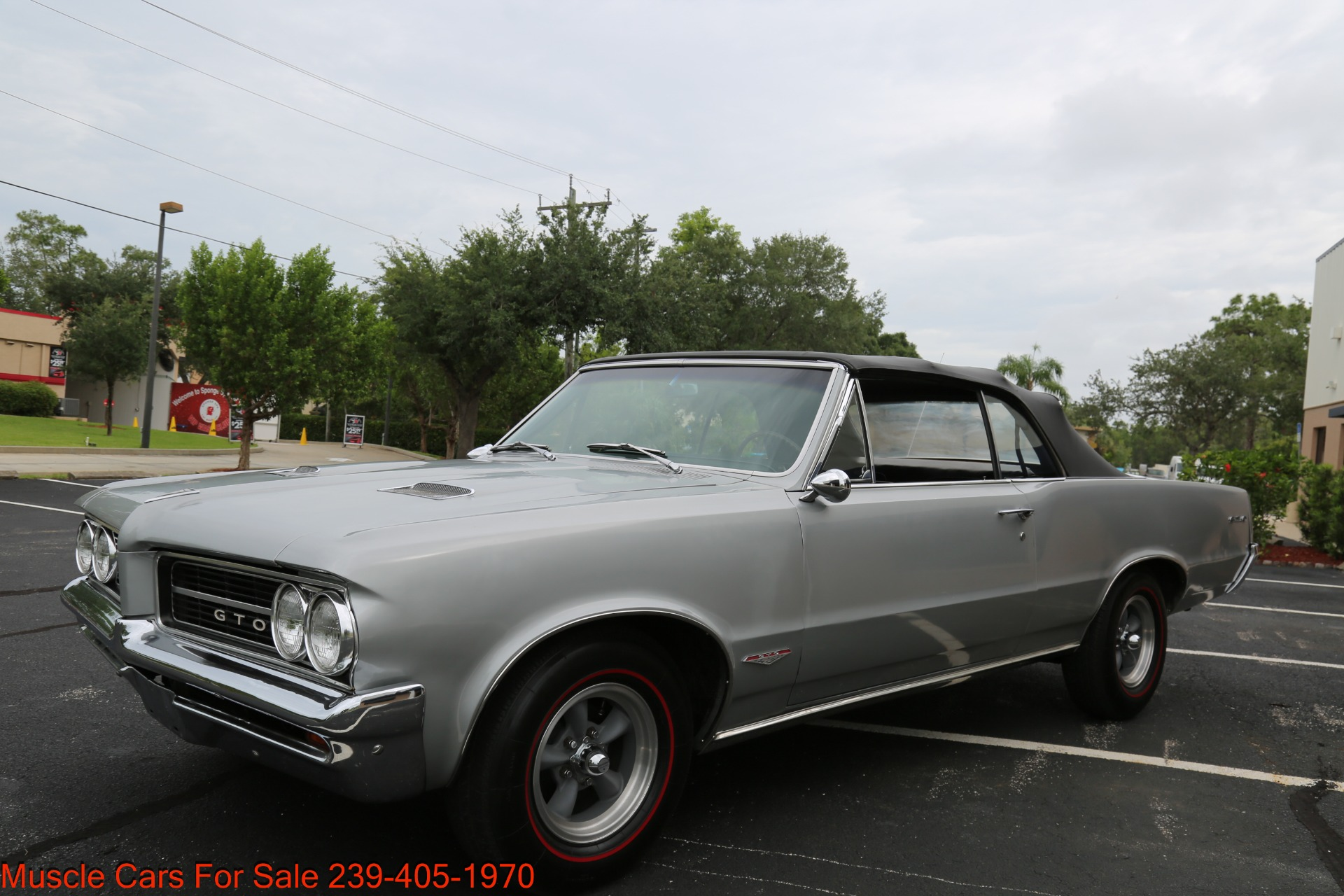 Used 1964 Pontiac GTO GTO for sale Sold at Muscle Cars for Sale Inc. in Fort Myers FL 33912 3