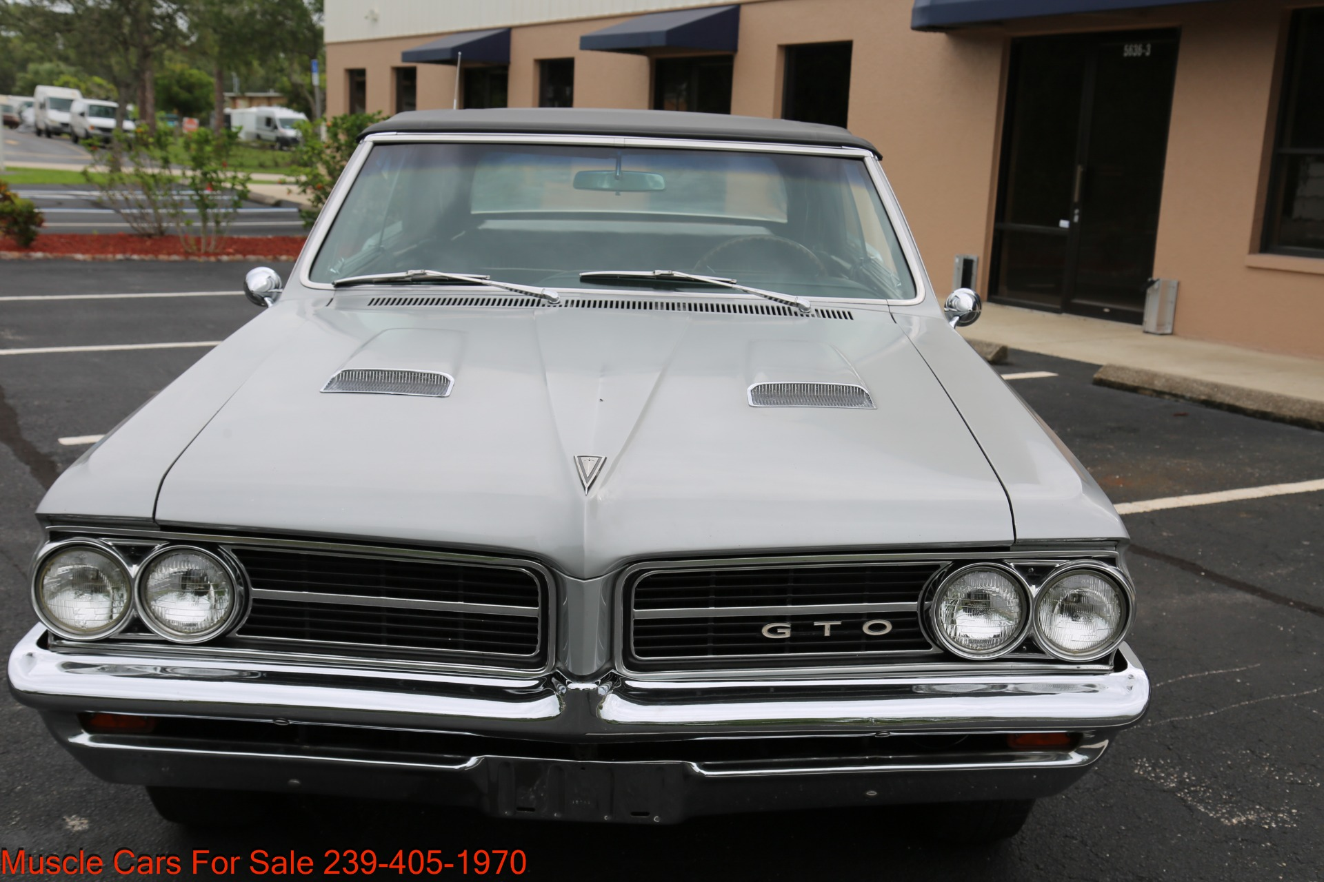 Used 1964 Pontiac GTO GTO for sale Sold at Muscle Cars for Sale Inc. in Fort Myers FL 33912 4