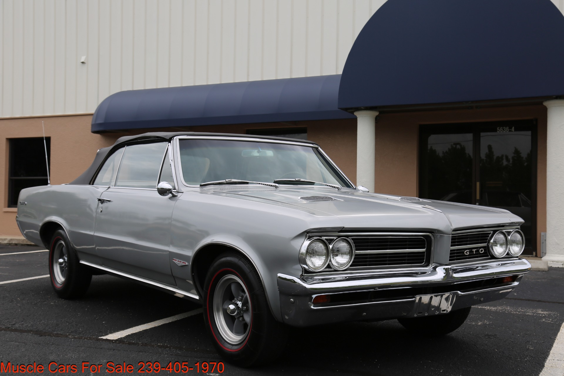 Used 1964 Pontiac GTO GTO for sale Sold at Muscle Cars for Sale Inc. in Fort Myers FL 33912 5