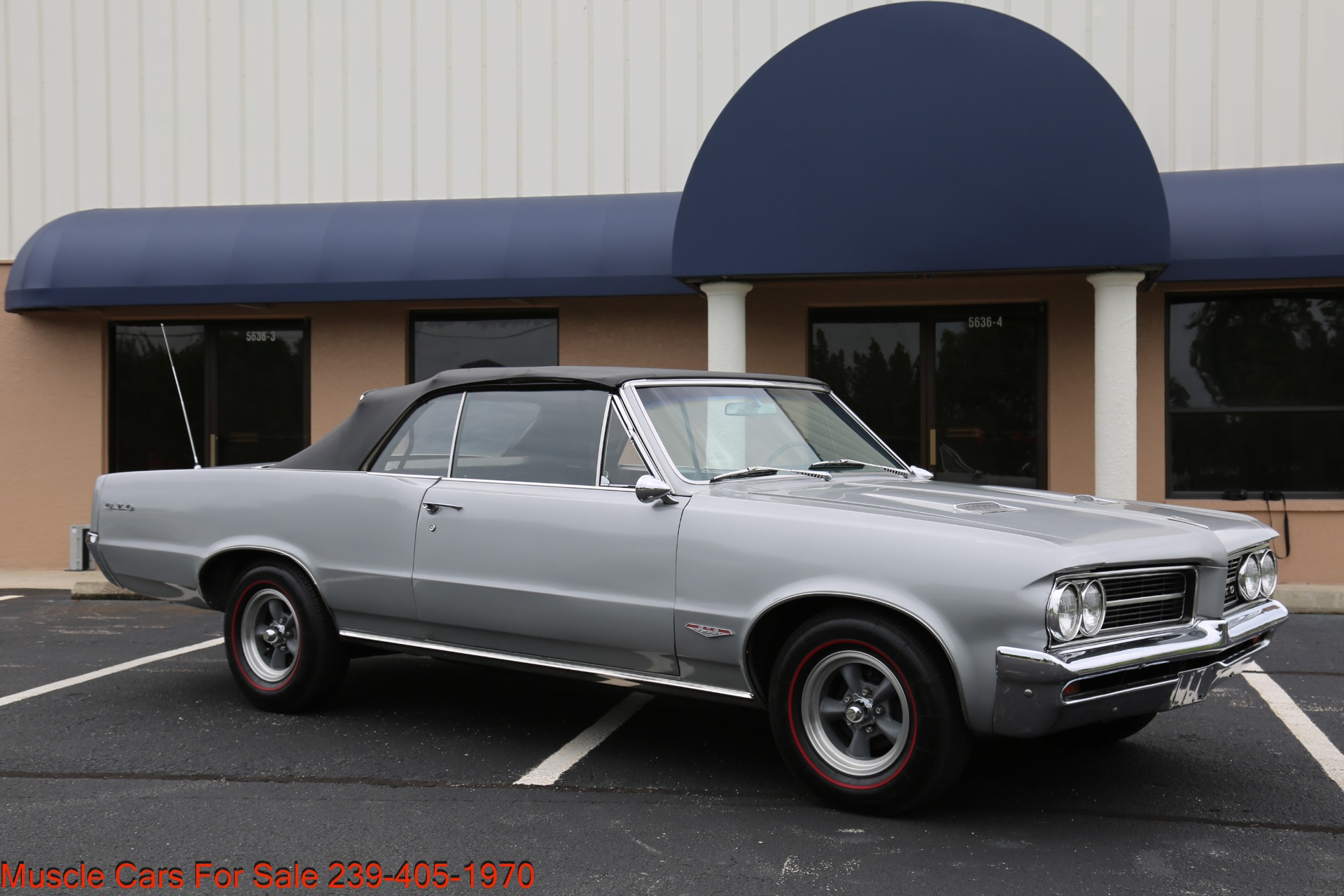 Used 1964 Pontiac GTO GTO for sale Sold at Muscle Cars for Sale Inc. in Fort Myers FL 33912 6