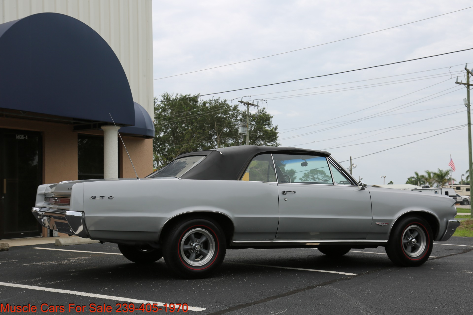 Used 1964 Pontiac GTO GTO for sale Sold at Muscle Cars for Sale Inc. in Fort Myers FL 33912 7