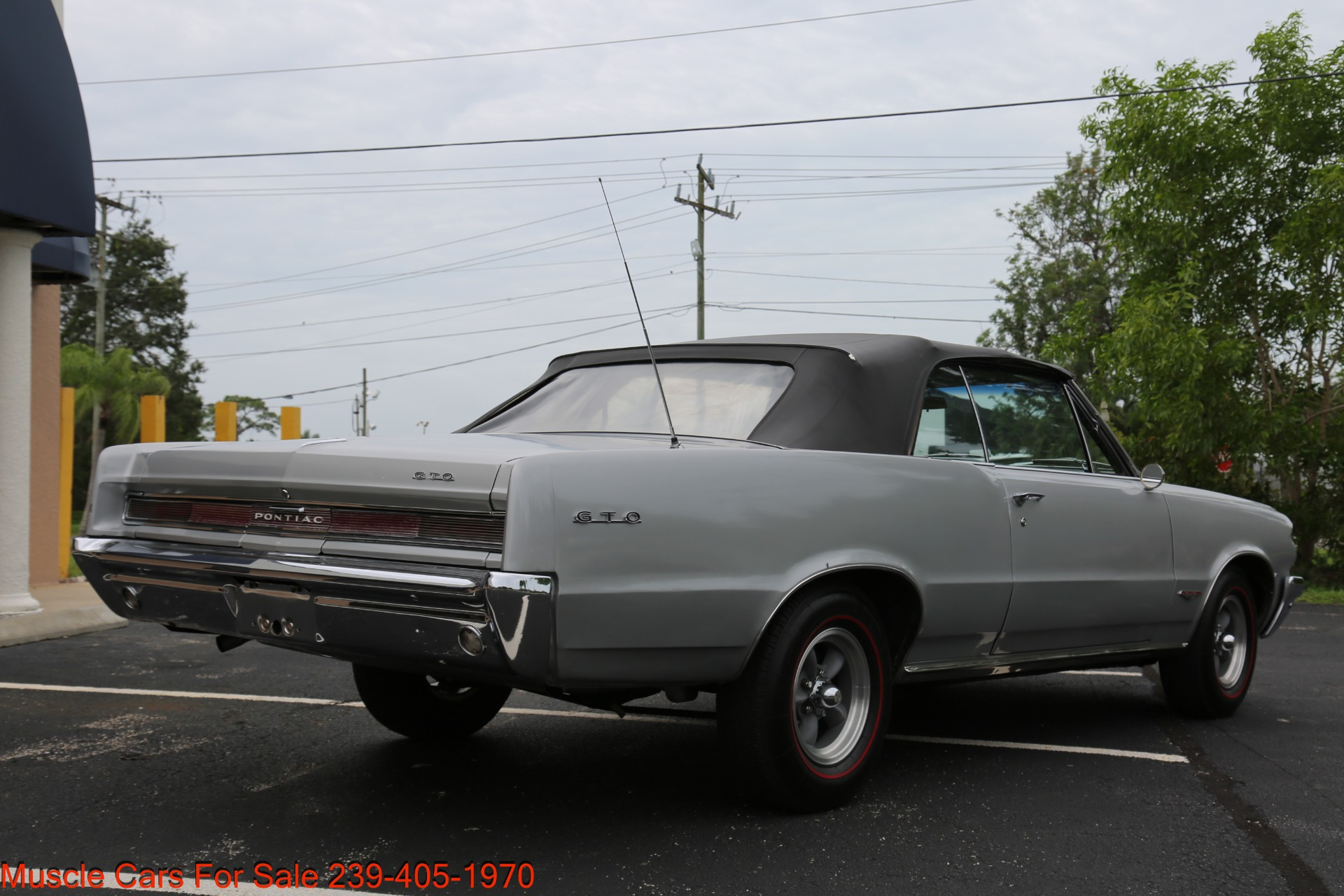 Used 1964 Pontiac GTO GTO for sale Sold at Muscle Cars for Sale Inc. in Fort Myers FL 33912 8
