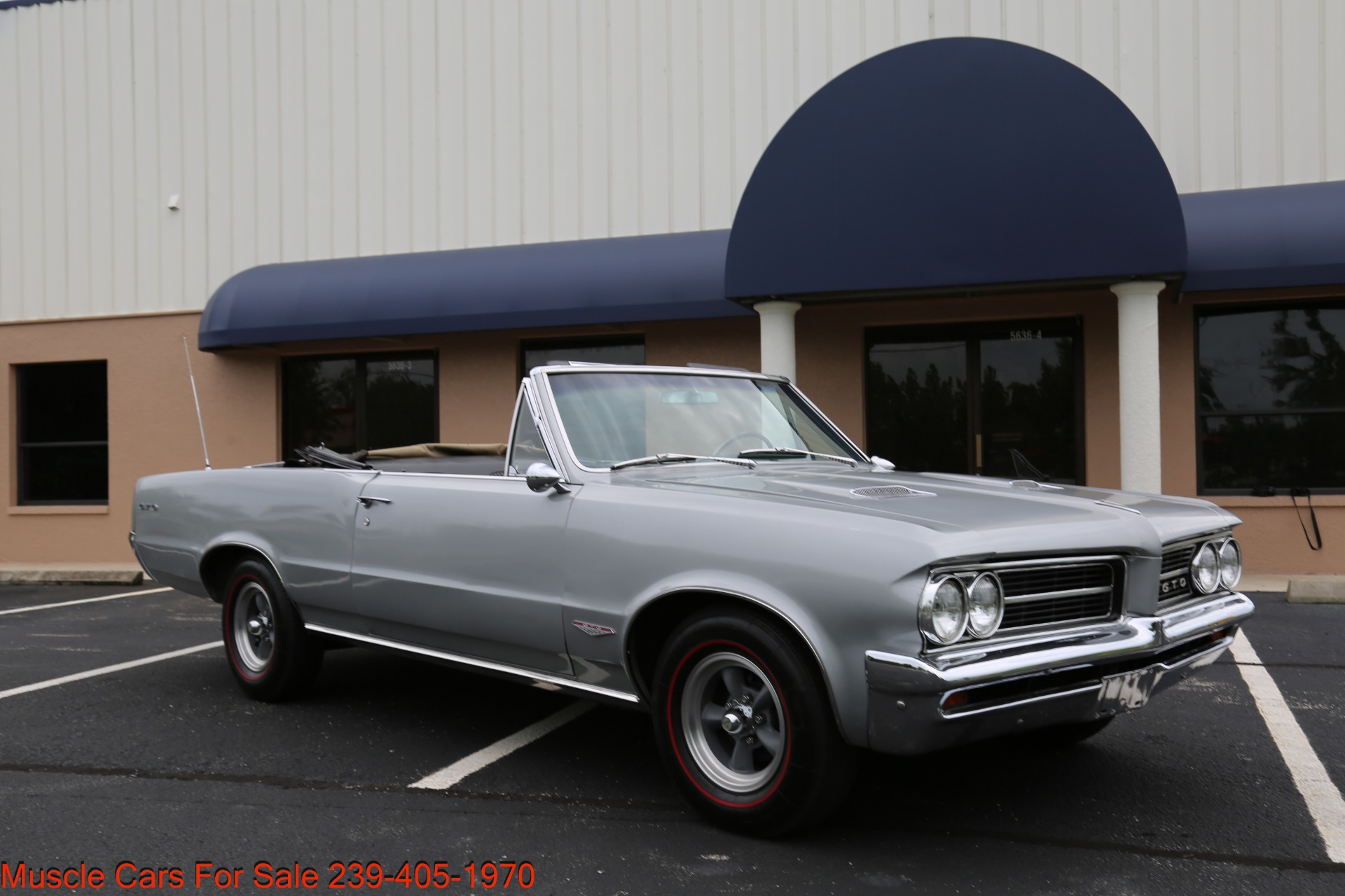 Used 1964 Pontiac GTO GTO for sale Sold at Muscle Cars for Sale Inc. in Fort Myers FL 33912 1