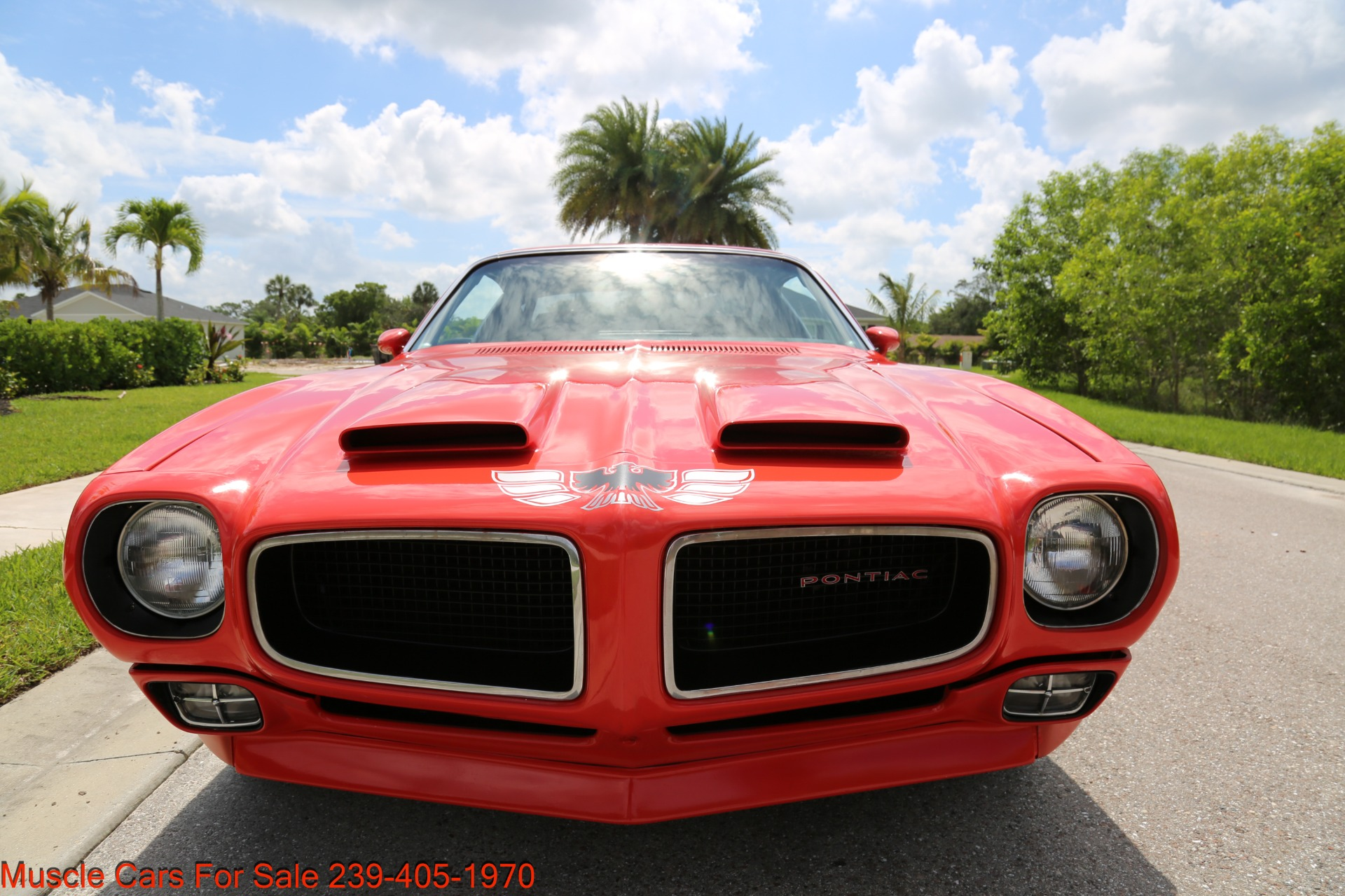 Used 1978 Pontiac Firebird 1970  FormulaTribute for sale Sold at Muscle Cars for Sale Inc. in Fort Myers FL 33912 2