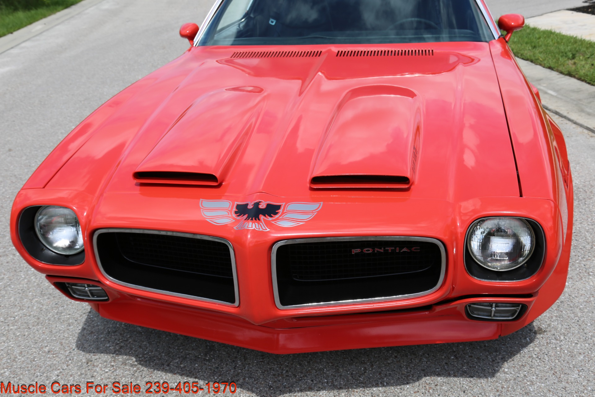 Used 1978 Pontiac Firebird 1970  FormulaTribute for sale Sold at Muscle Cars for Sale Inc. in Fort Myers FL 33912 3