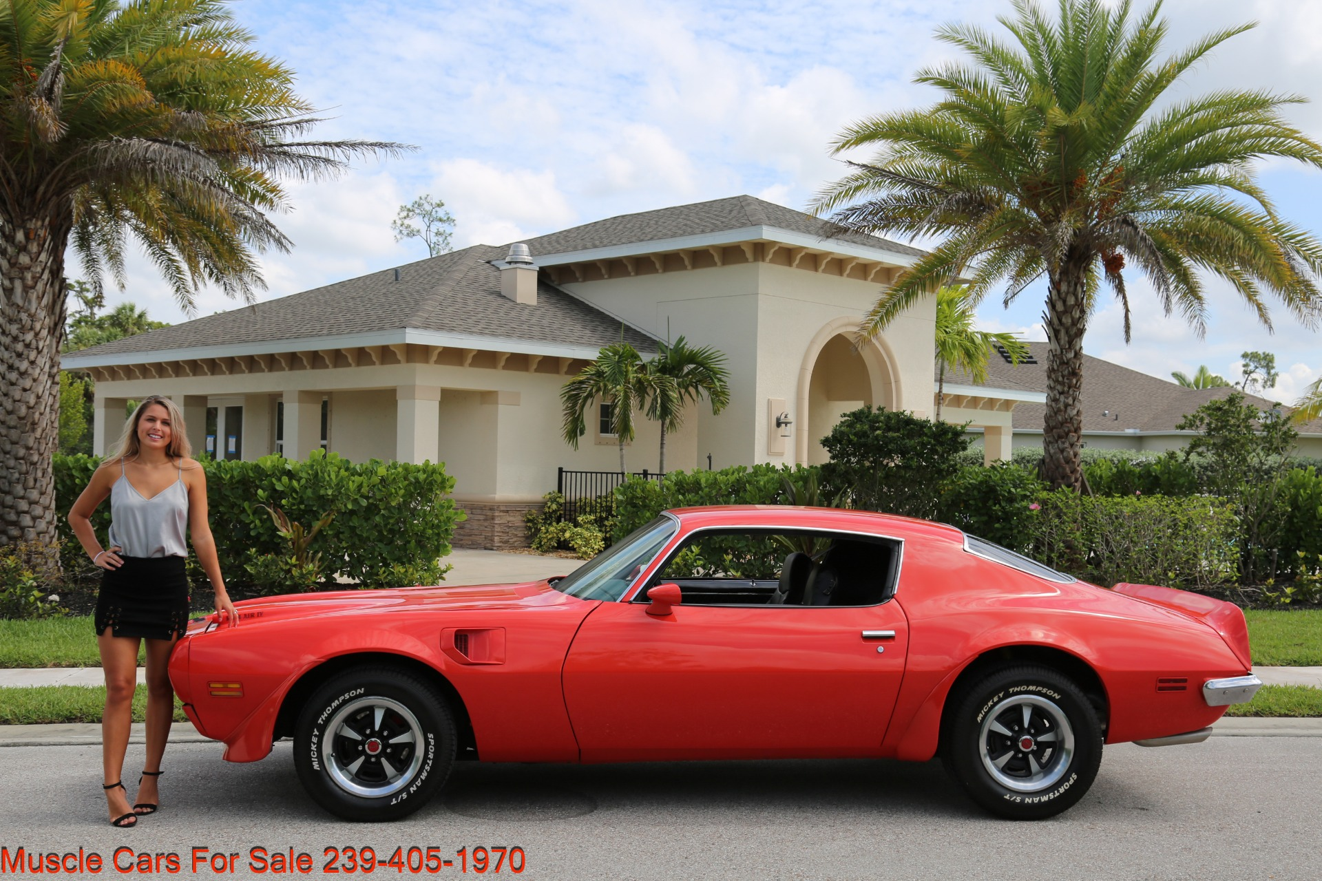 Used 1978 Pontiac Firebird 1970  FormulaTribute for sale Sold at Muscle Cars for Sale Inc. in Fort Myers FL 33912 4