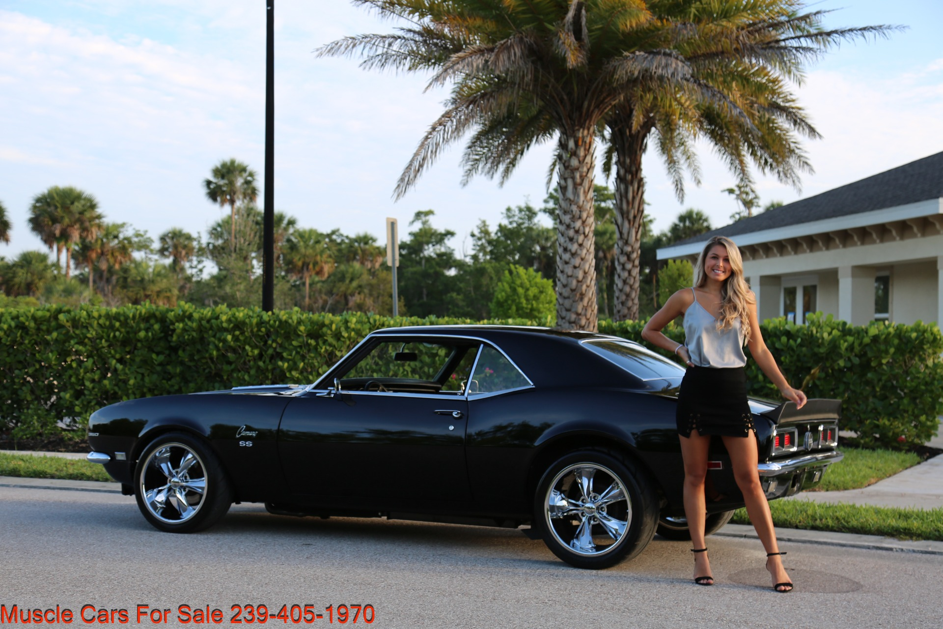 Used 1968 Chevy Camaro SS for sale Sold at Muscle Cars for Sale Inc. in Fort Myers FL 33912 5