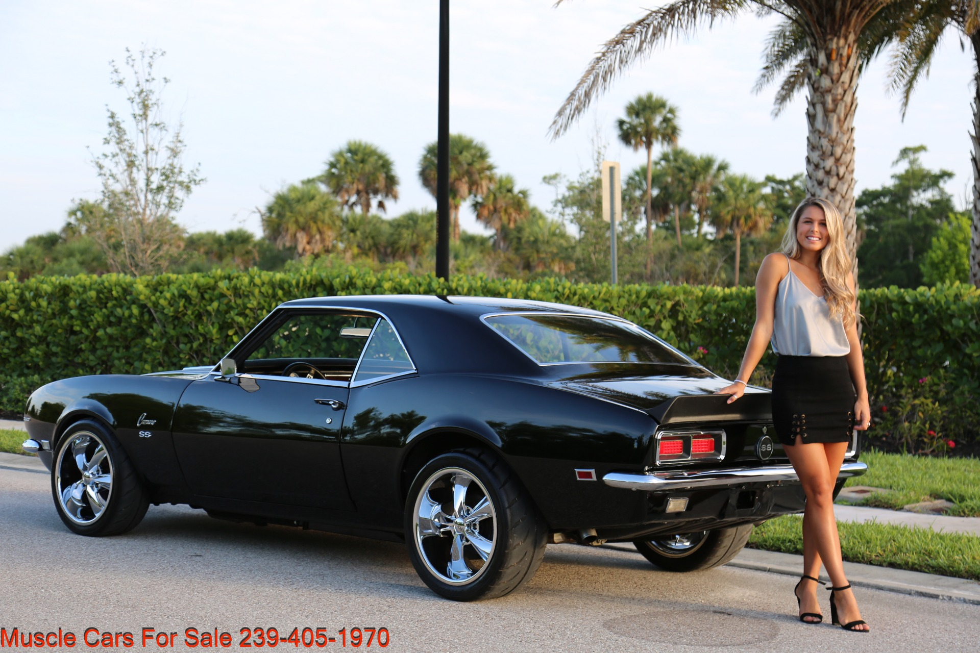 Used 1968 Chevy Camaro SS for sale Sold at Muscle Cars for Sale Inc. in Fort Myers FL 33912 6