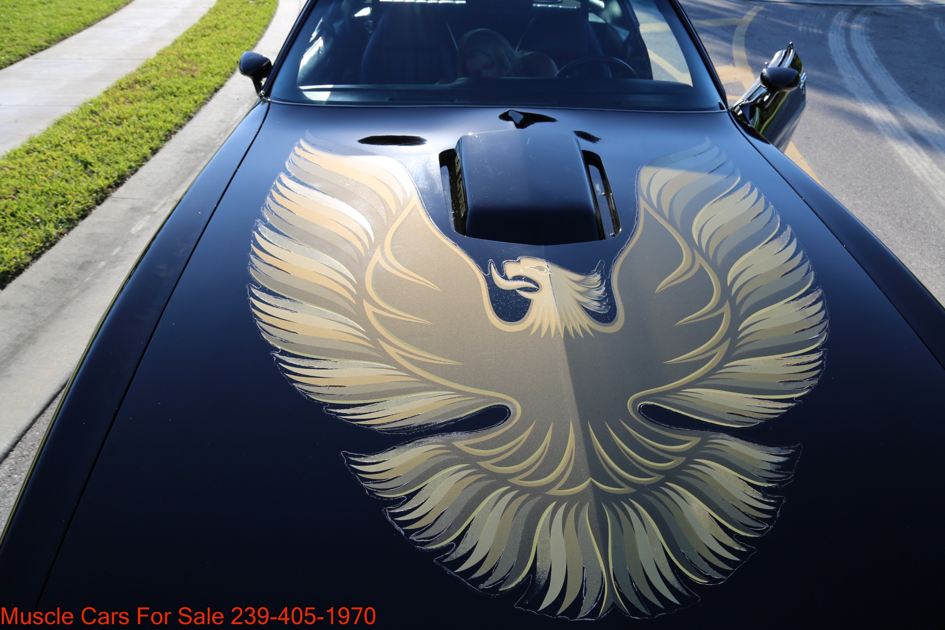 Used 1979 Pontiac Trans Am 6.6 403 # match Engine for sale Sold at Muscle Cars for Sale Inc. in Fort Myers FL 33912 2
