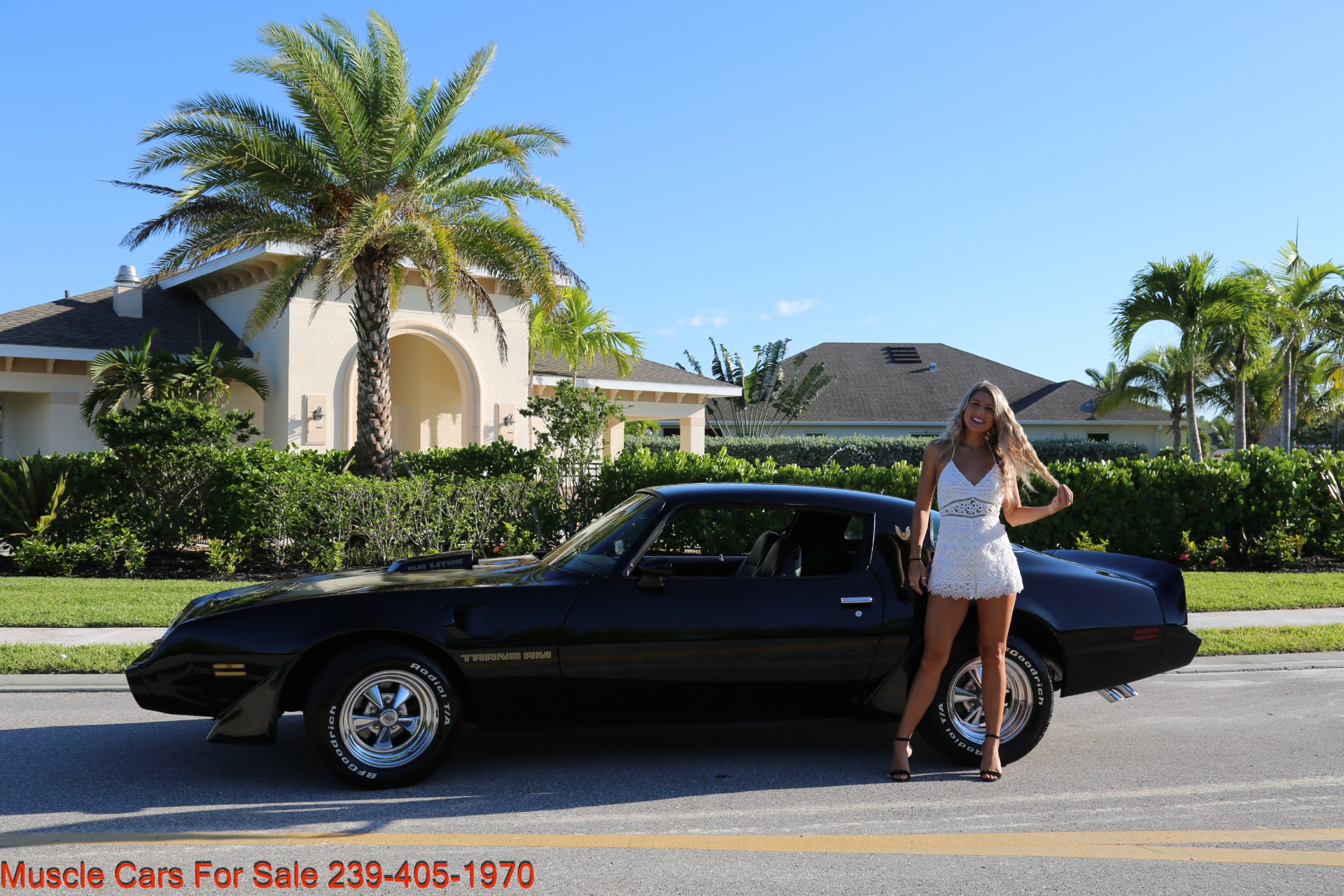 Used 1979 Pontiac Trans Am 6.6 403 # match Engine for sale $21,000 at Muscle Cars for Sale Inc. in Fort Myers FL 33912 3