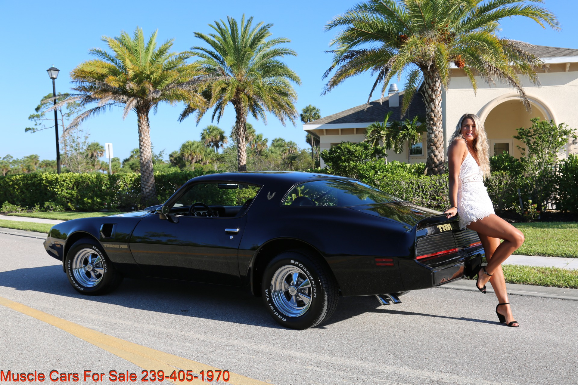 Used 1979 Pontiac Trans Am 6.6 403 # match Engine for sale Sold at Muscle Cars for Sale Inc. in Fort Myers FL 33912 7