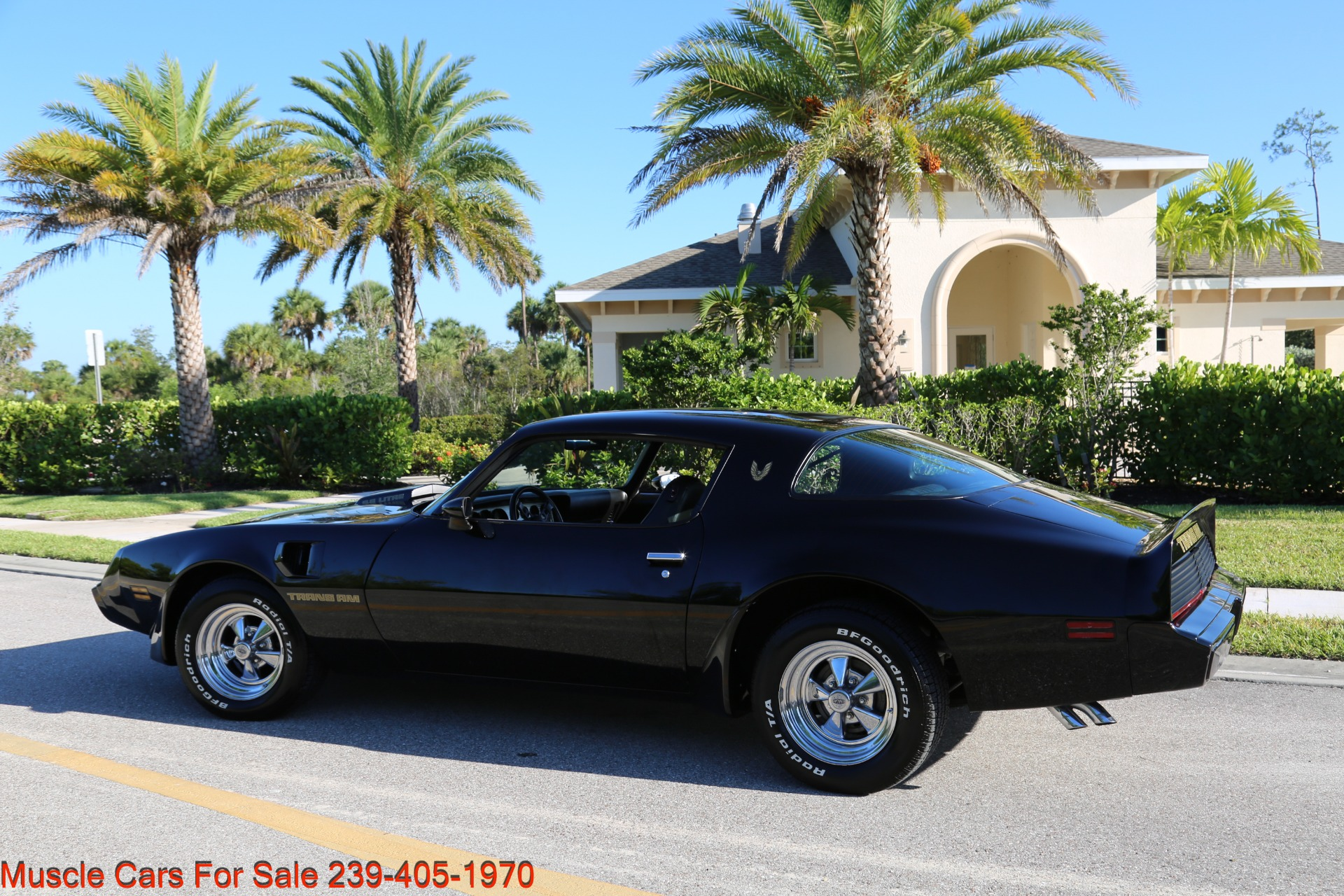Used 1979 Pontiac Trans Am 6.6 403 # match Engine for sale $21,000 at Muscle Cars for Sale Inc. in Fort Myers FL 33912 8