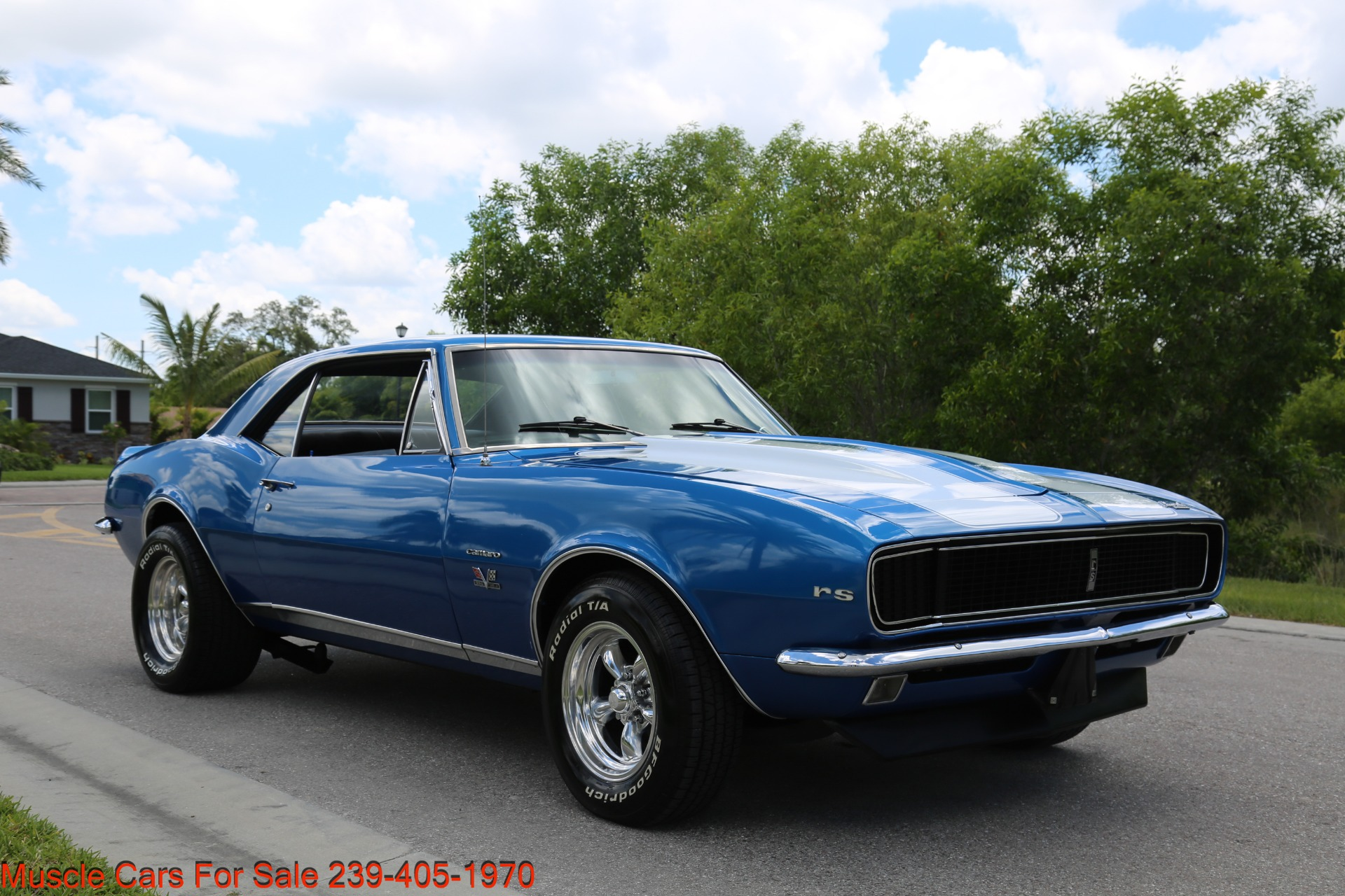 Used 1967 Chevy Camaro RS RS for sale Sold at Muscle Cars for Sale Inc. in Fort Myers FL 33912 3