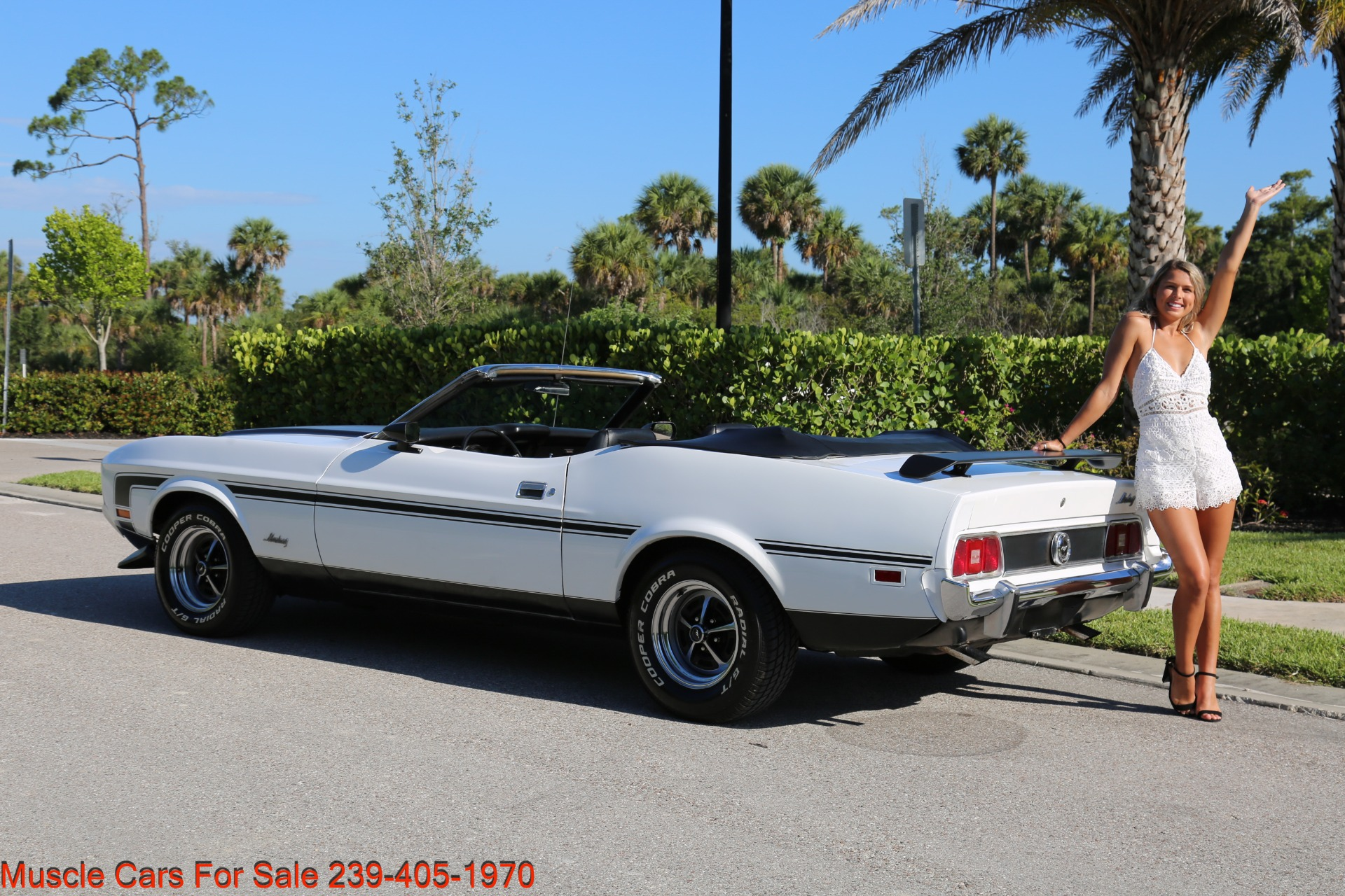Used 1973 Ford Mustang Convertible for sale $19,900 at Muscle Cars for Sale Inc. in Fort Myers FL 33912 5