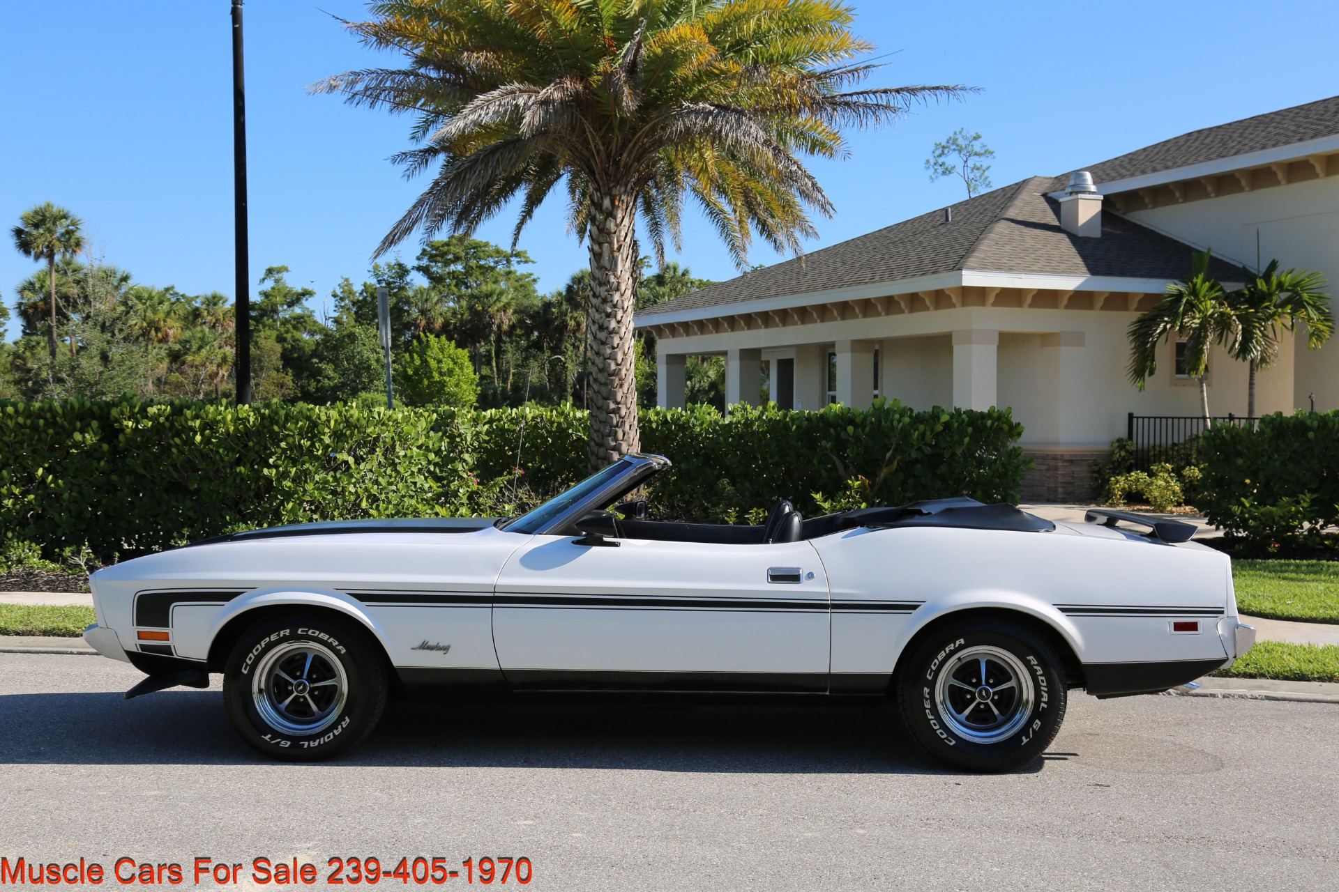 Used 1973 Ford Mustang Convertible for sale $19,900 at Muscle Cars for Sale Inc. in Fort Myers FL 33912 6