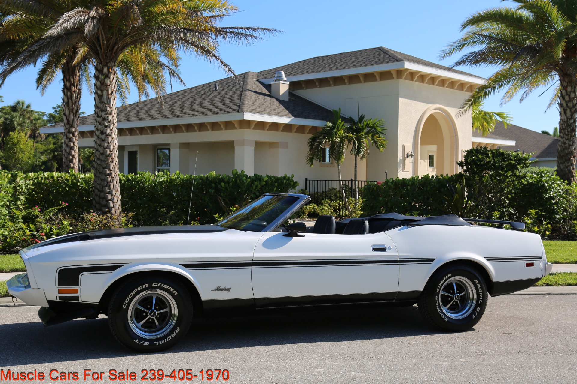 Used 1973 Ford Mustang Convertible for sale $19,900 at Muscle Cars for Sale Inc. in Fort Myers FL 33912 7