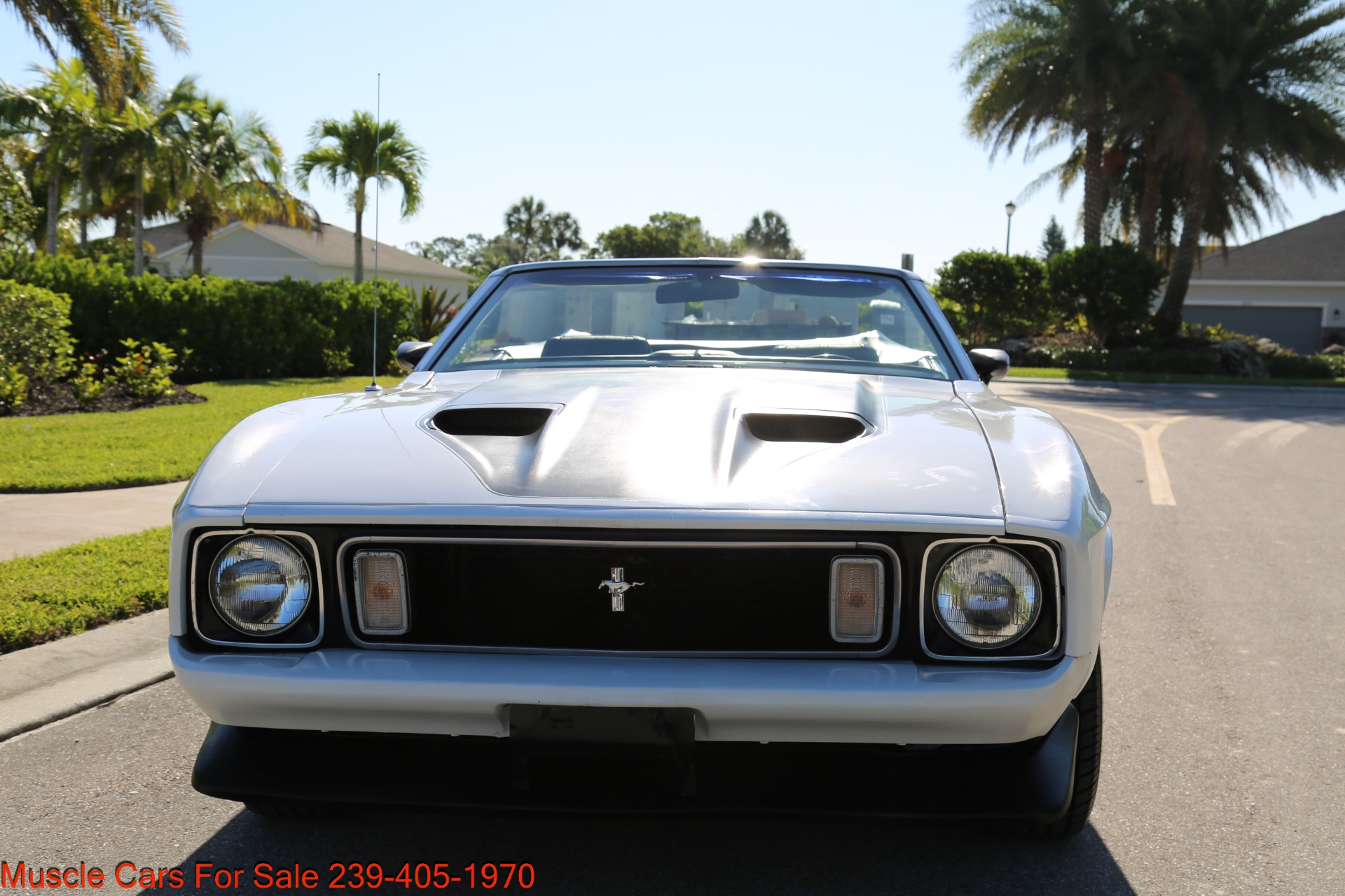 Used 1973 Ford Mustang Convertible for sale $19,900 at Muscle Cars for Sale Inc. in Fort Myers FL 33912 8