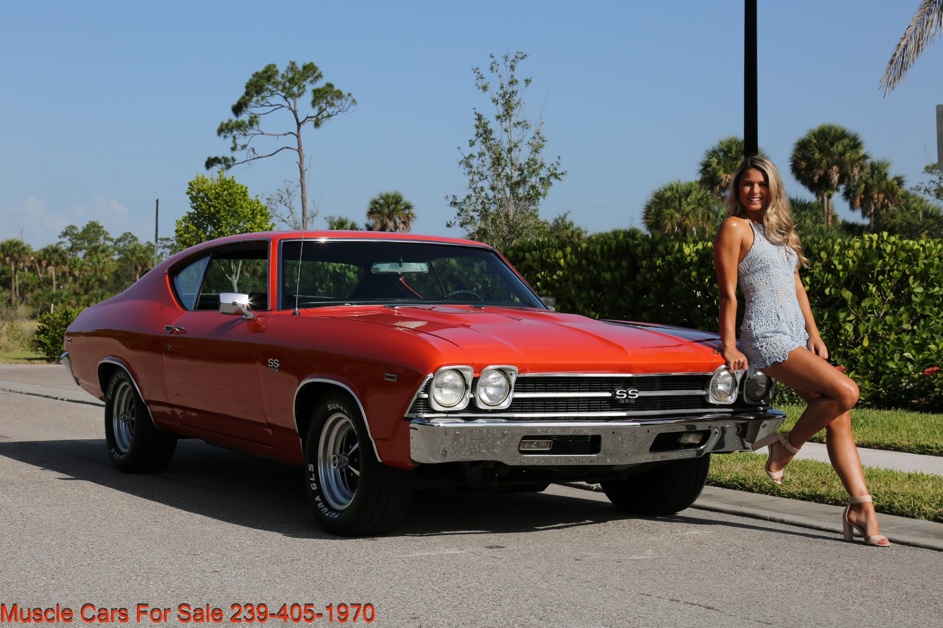 Used 1969 Chevy Chevelle SS SS for sale Sold at Muscle Cars for Sale Inc. in Fort Myers FL 33912 2