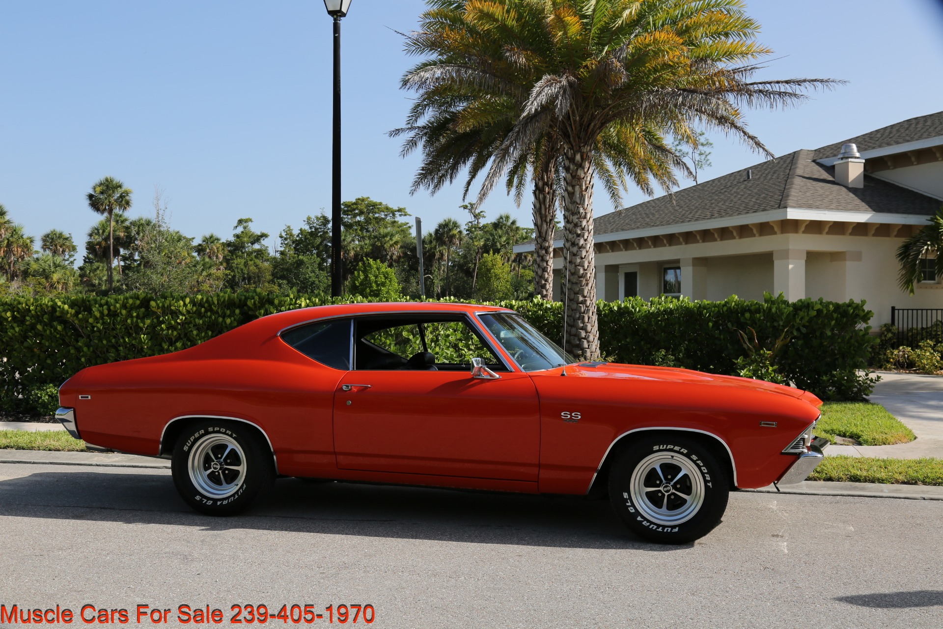 Used 1969 Chevy Chevelle SS SS for sale Sold at Muscle Cars for Sale Inc. in Fort Myers FL 33912 4