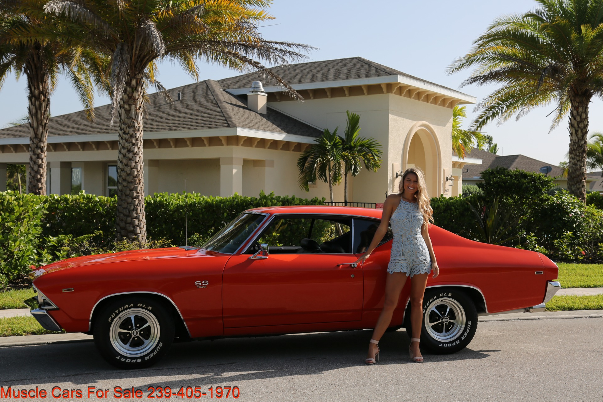 Used 1969 Chevy Chevelle SS SS for sale Sold at Muscle Cars for Sale Inc. in Fort Myers FL 33912 6