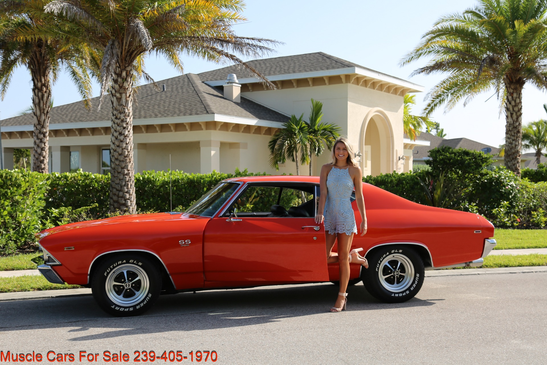 Used 1969 Chevy Chevelle SS SS for sale Sold at Muscle Cars for Sale Inc. in Fort Myers FL 33912 7