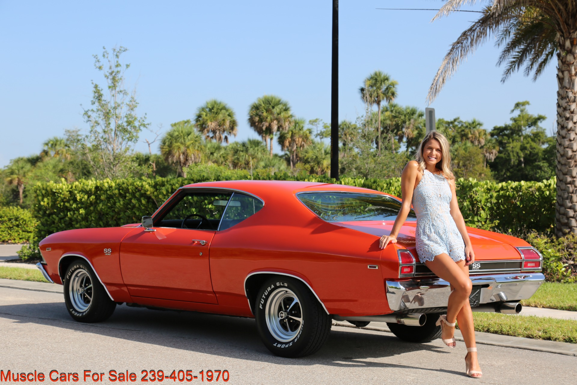 Used 1969 Chevy Chevelle SS SS for sale Sold at Muscle Cars for Sale Inc. in Fort Myers FL 33912 8