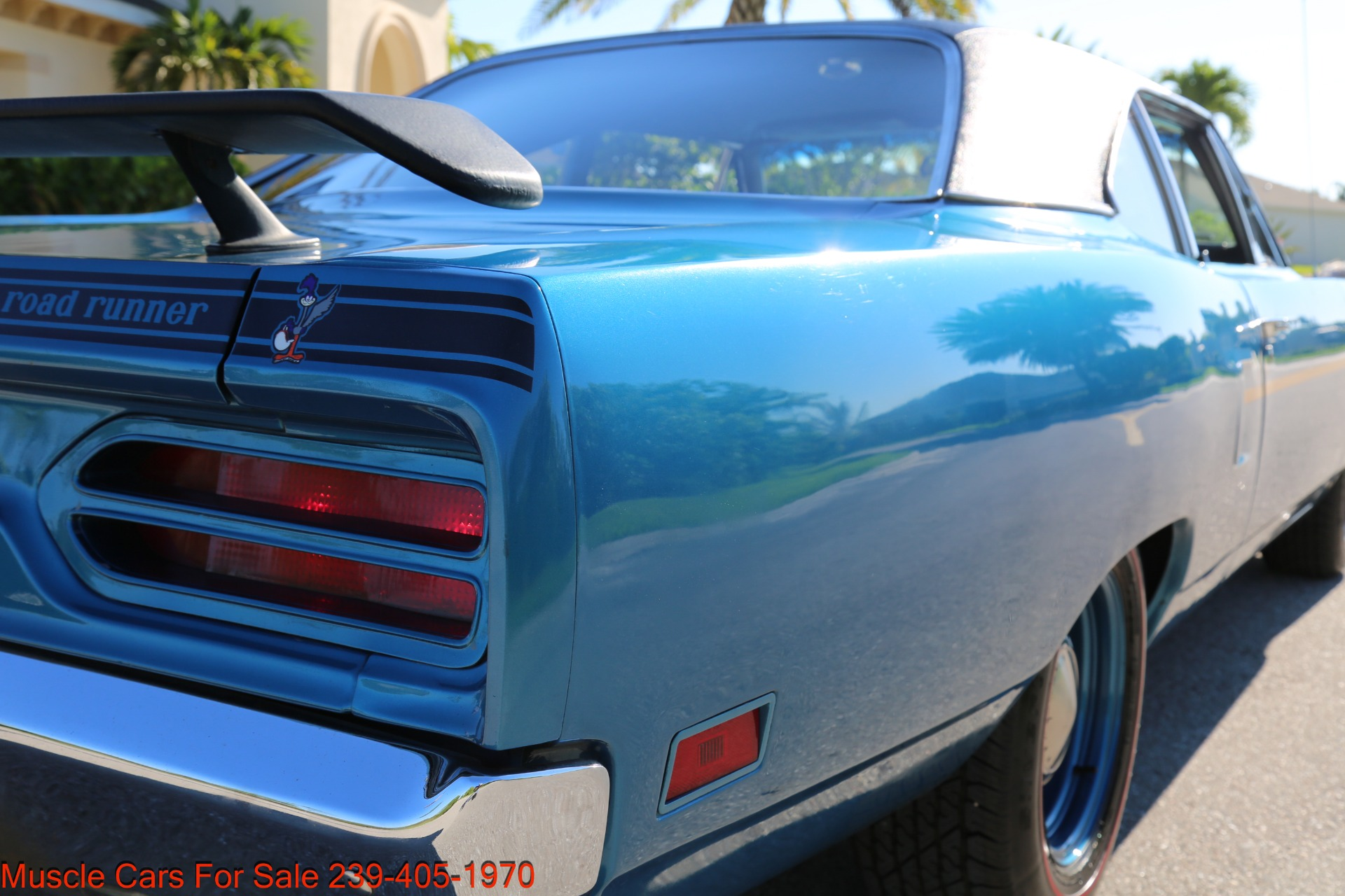 Used 1970 Plymouth Roadrunner Road Runner for sale Sold at Muscle Cars for Sale Inc. in Fort Myers FL 33912 5