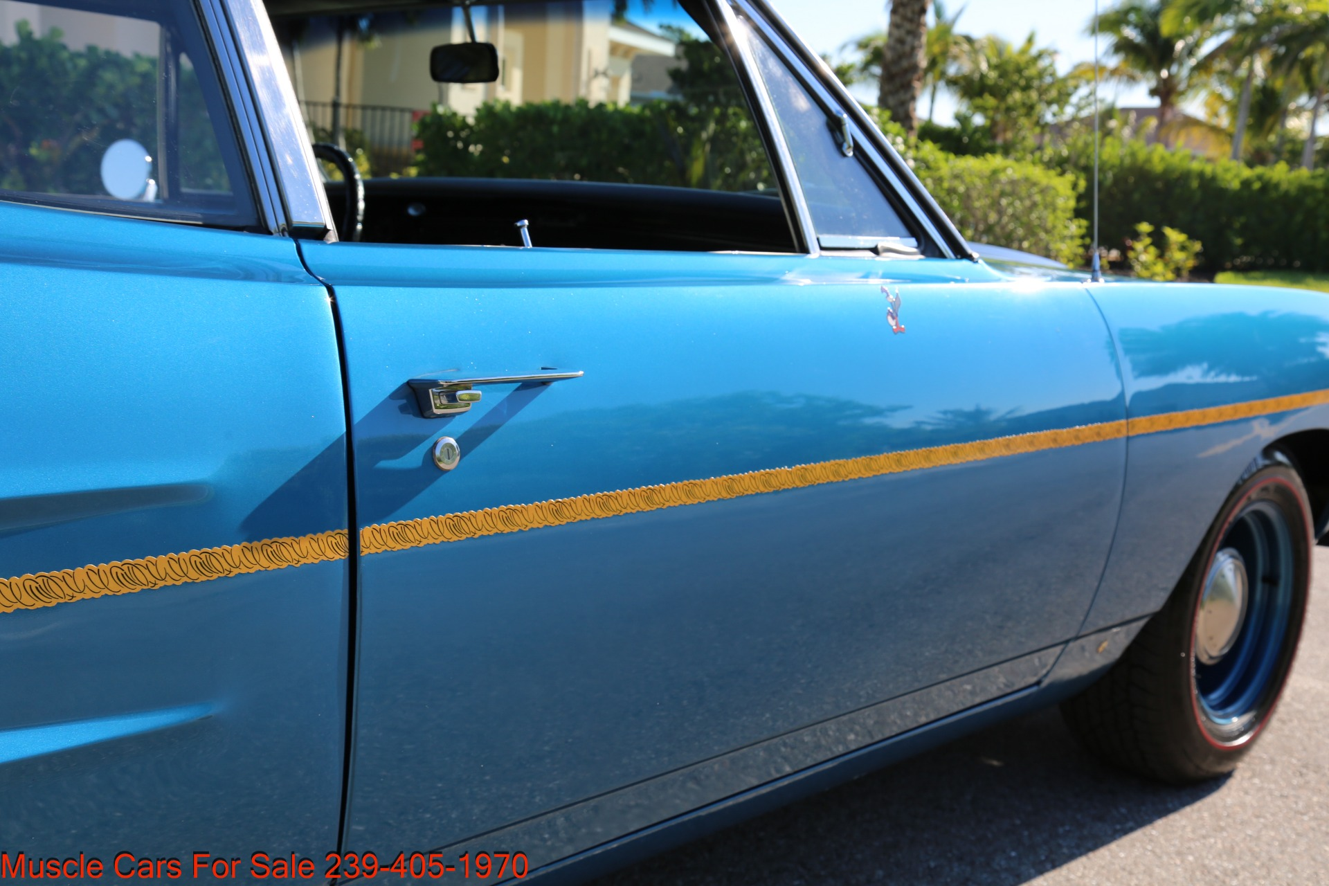 Used 1970 Plymouth Roadrunner Road Runner for sale Sold at Muscle Cars for Sale Inc. in Fort Myers FL 33912 6