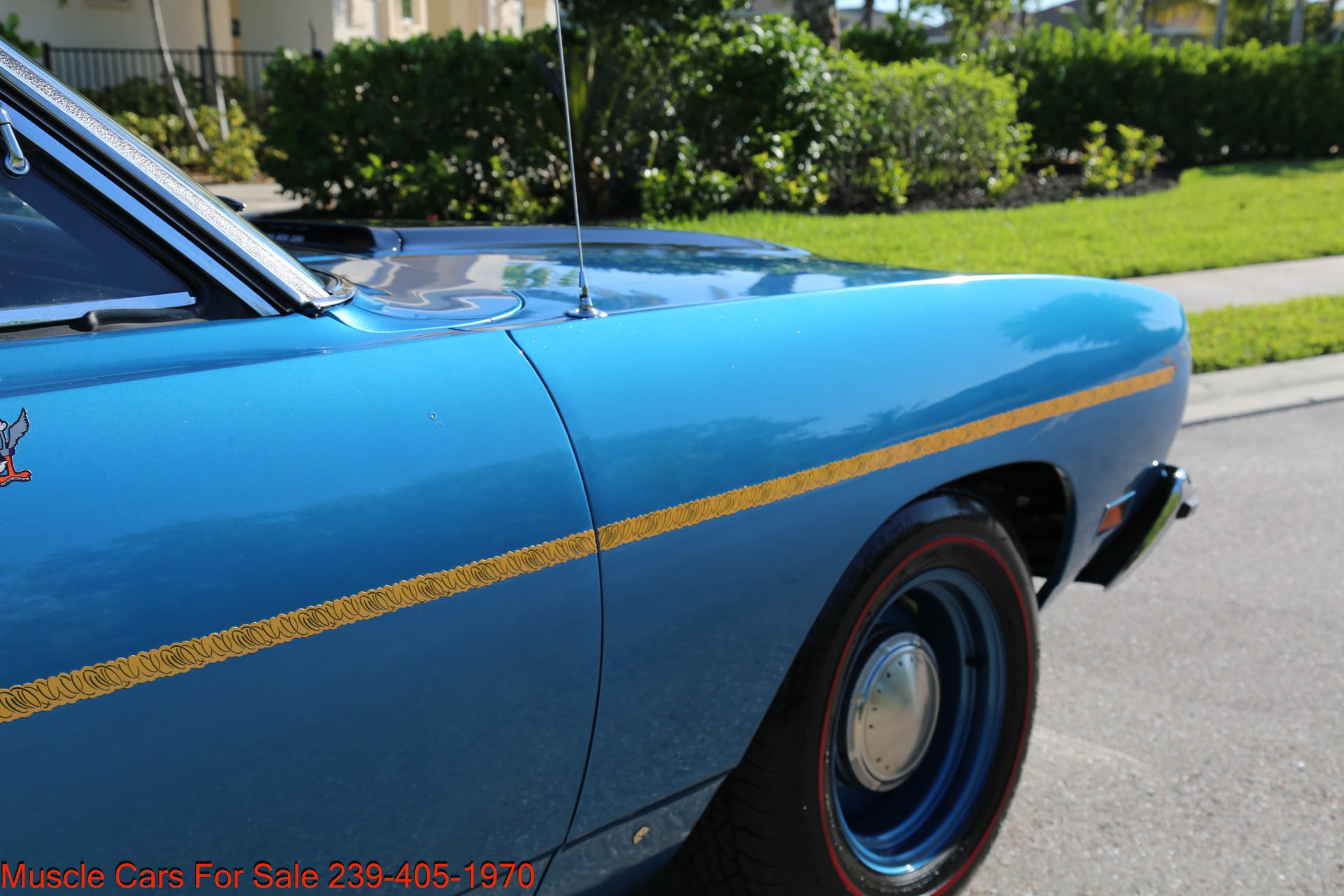 Used 1970 Plymouth Roadrunner Road Runner for sale Sold at Muscle Cars for Sale Inc. in Fort Myers FL 33912 7