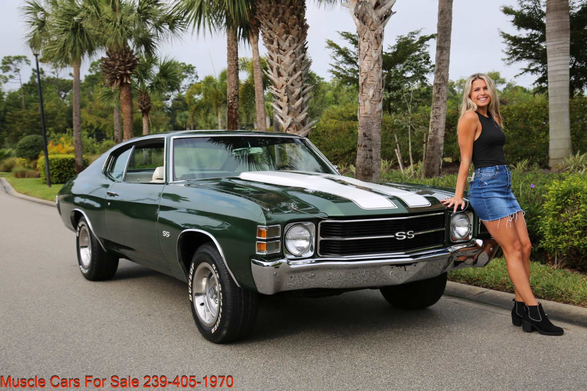 Used 1971 Chevy Chevelle SS SS for sale $29,900 at Muscle Cars for Sale Inc. in Fort Myers FL 33912 2