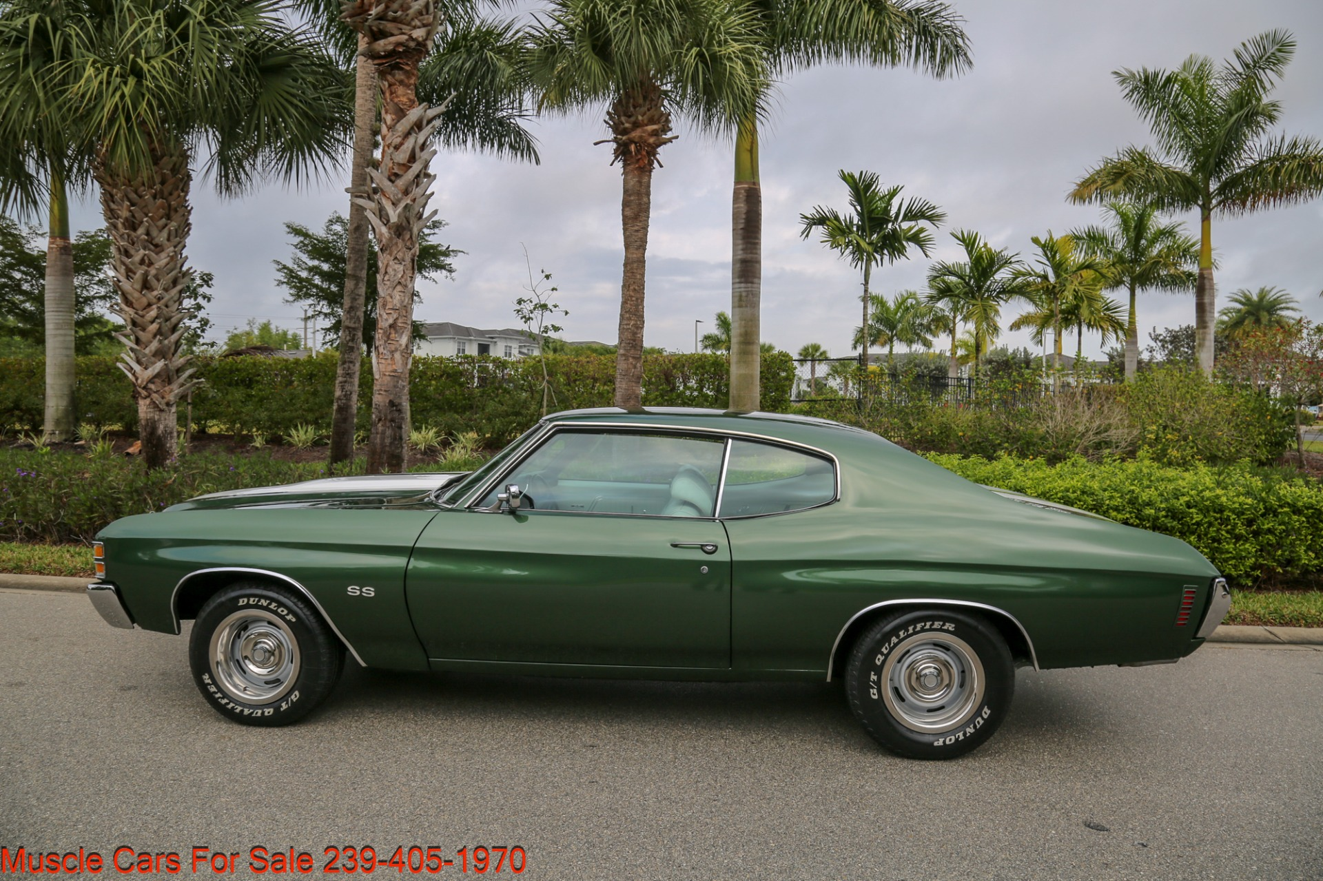 Used 1971 Chevy Chevelle SS SS for sale $29,900 at Muscle Cars for Sale Inc. in Fort Myers FL 33912 4