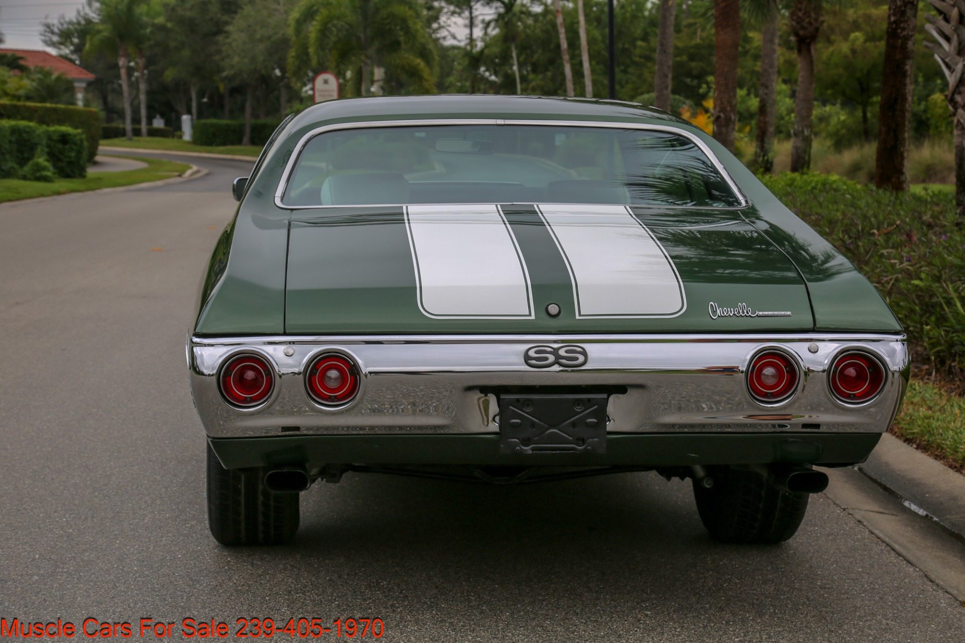 Used 1971 Chevy Chevelle SS SS for sale $29,900 at Muscle Cars for Sale Inc. in Fort Myers FL 33912 5