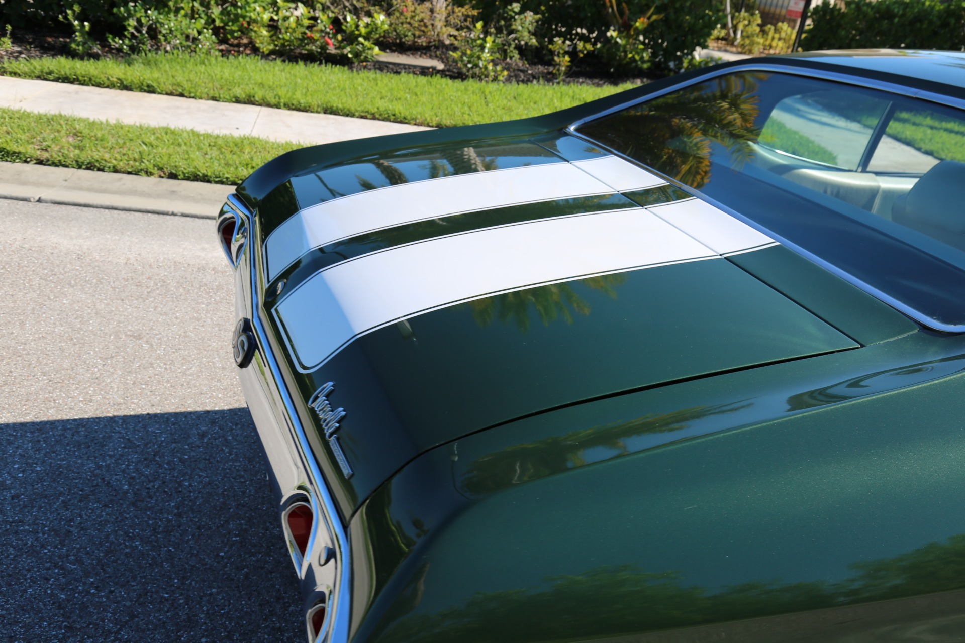 Used 1971 Chevy Chevelle SS SS for sale $29,900 at Muscle Cars for Sale Inc. in Fort Myers FL 33912 6