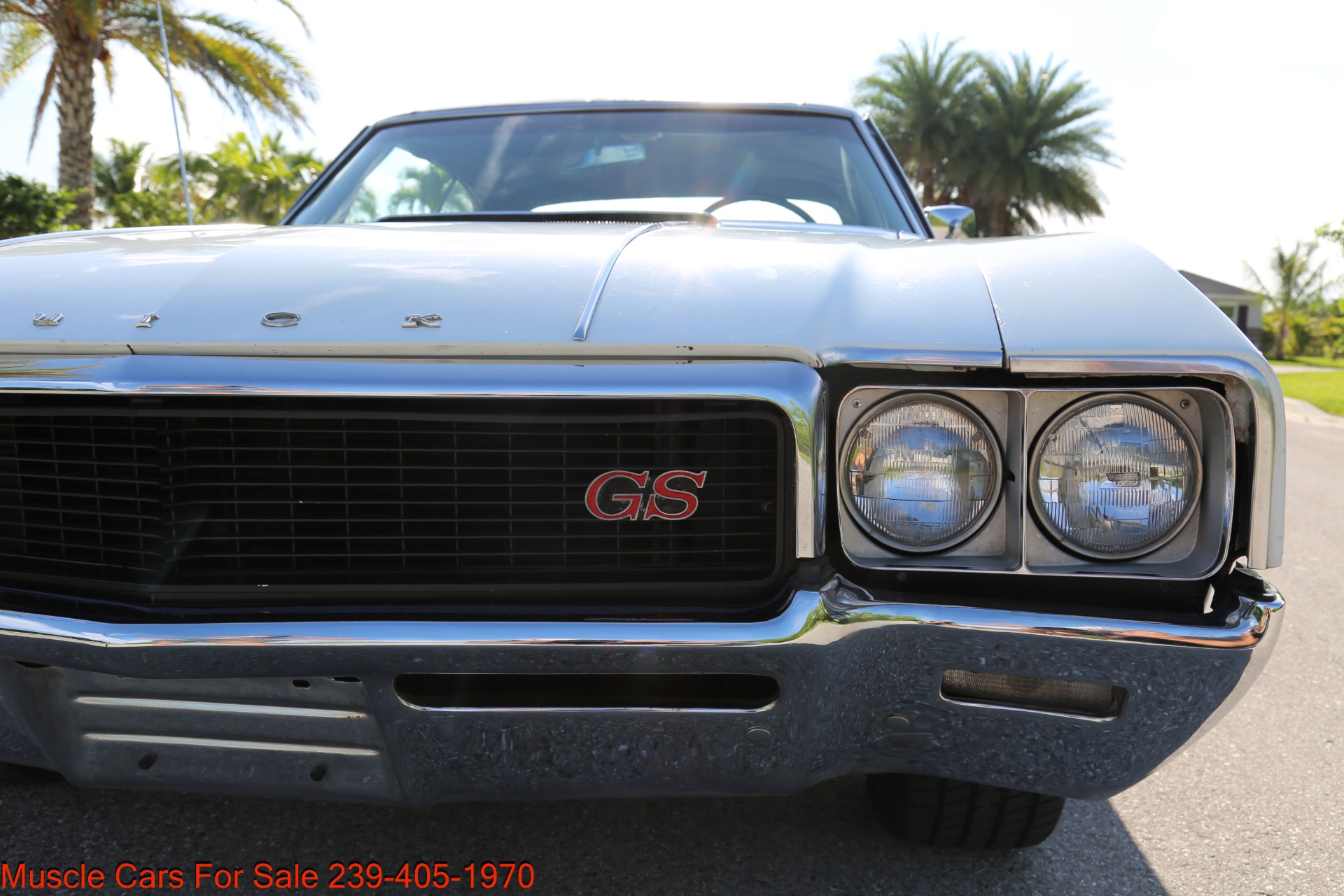 Used 1968 Buick GS GS for sale $22,500 at Muscle Cars for Sale Inc. in Fort Myers FL 33912 6